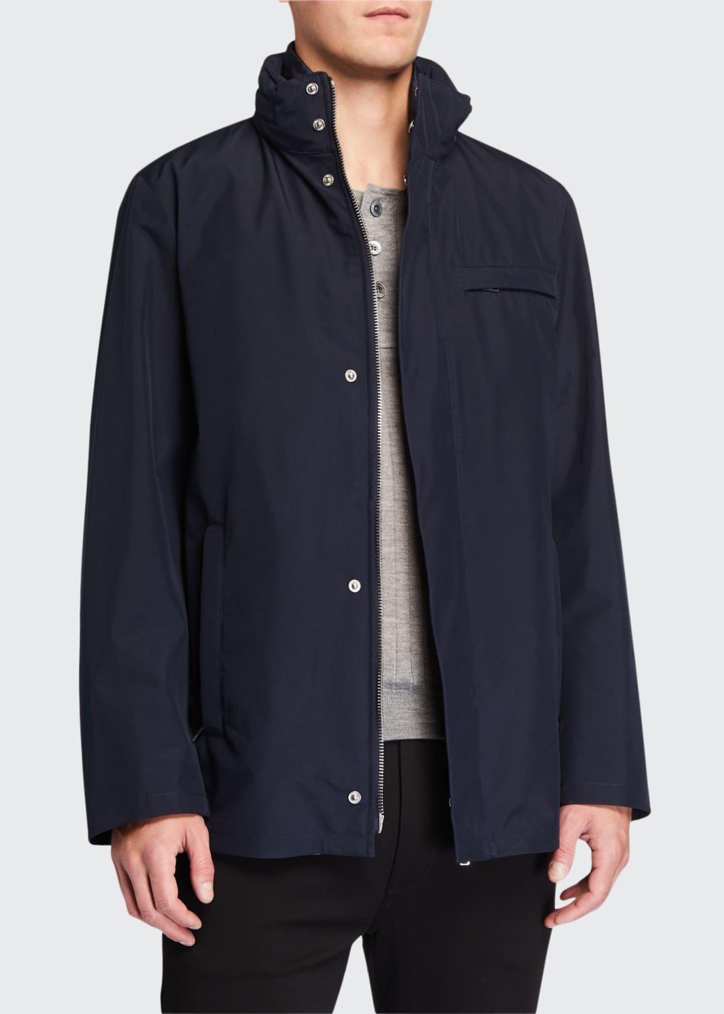 Prada Men's 3-in-1 Puffer Coat