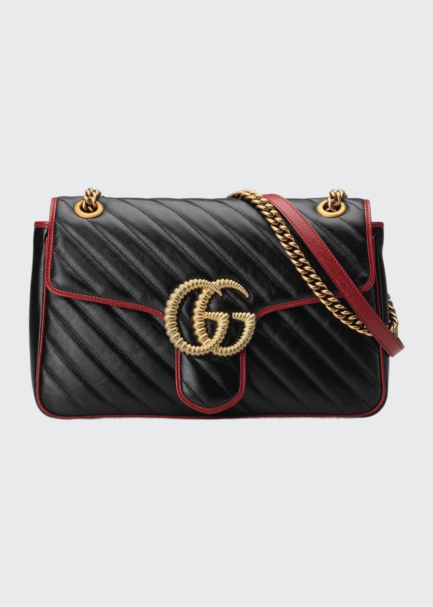 Gucci GG Marmont 20 Medium Shoulder