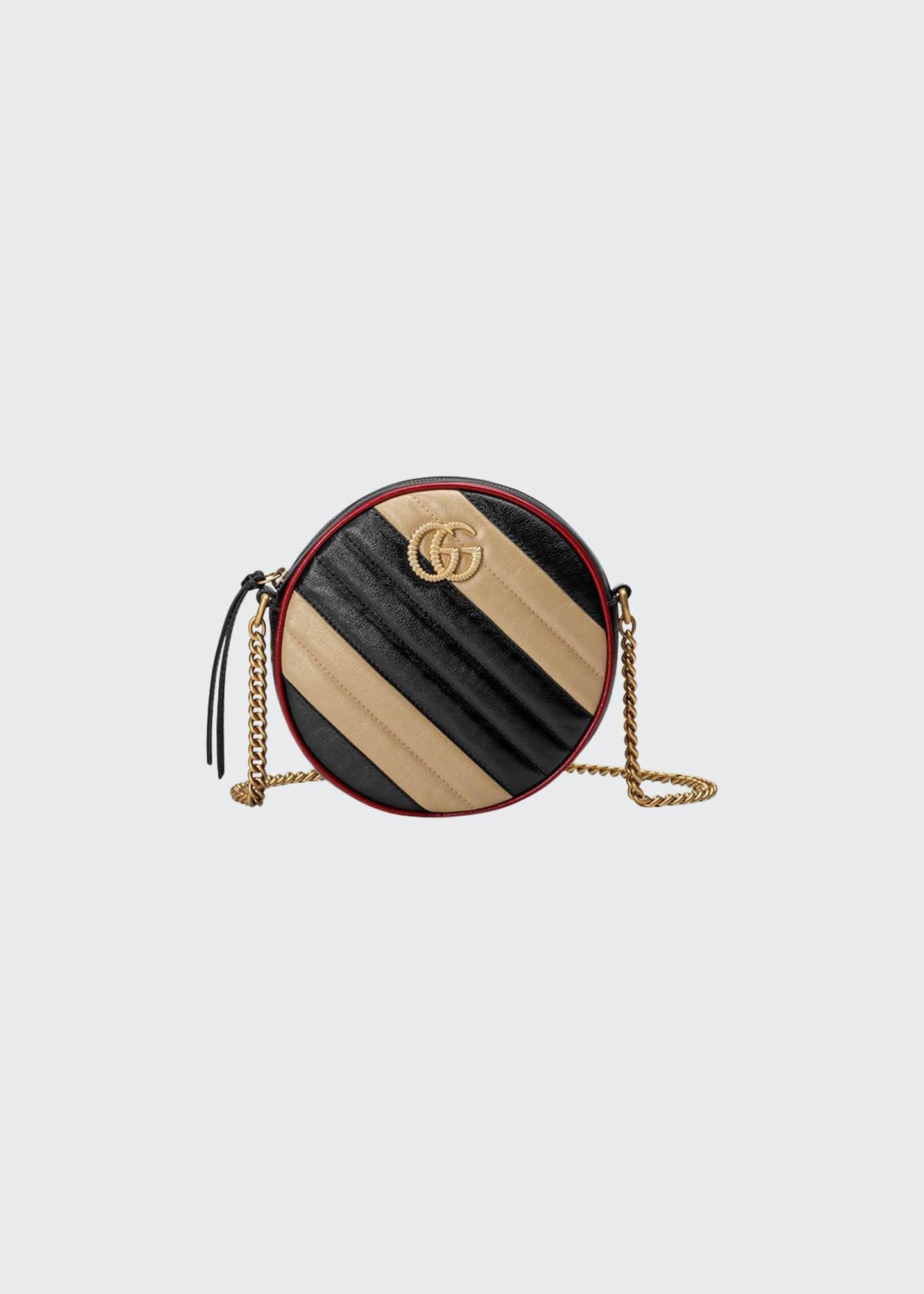 Gucci GG Marmont Mini Camera Crossbody Bag