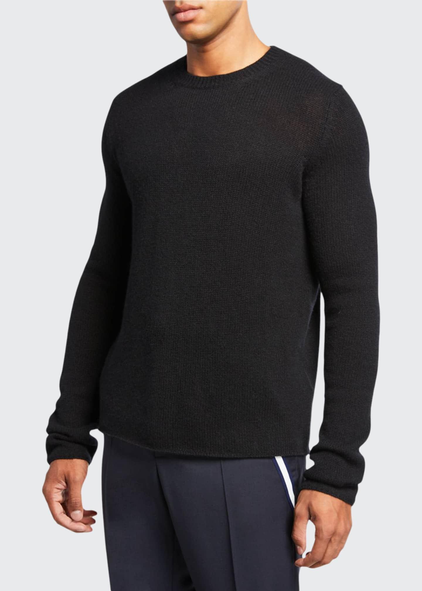 Bottega Veneta Men's Soft Cashmere Sweater