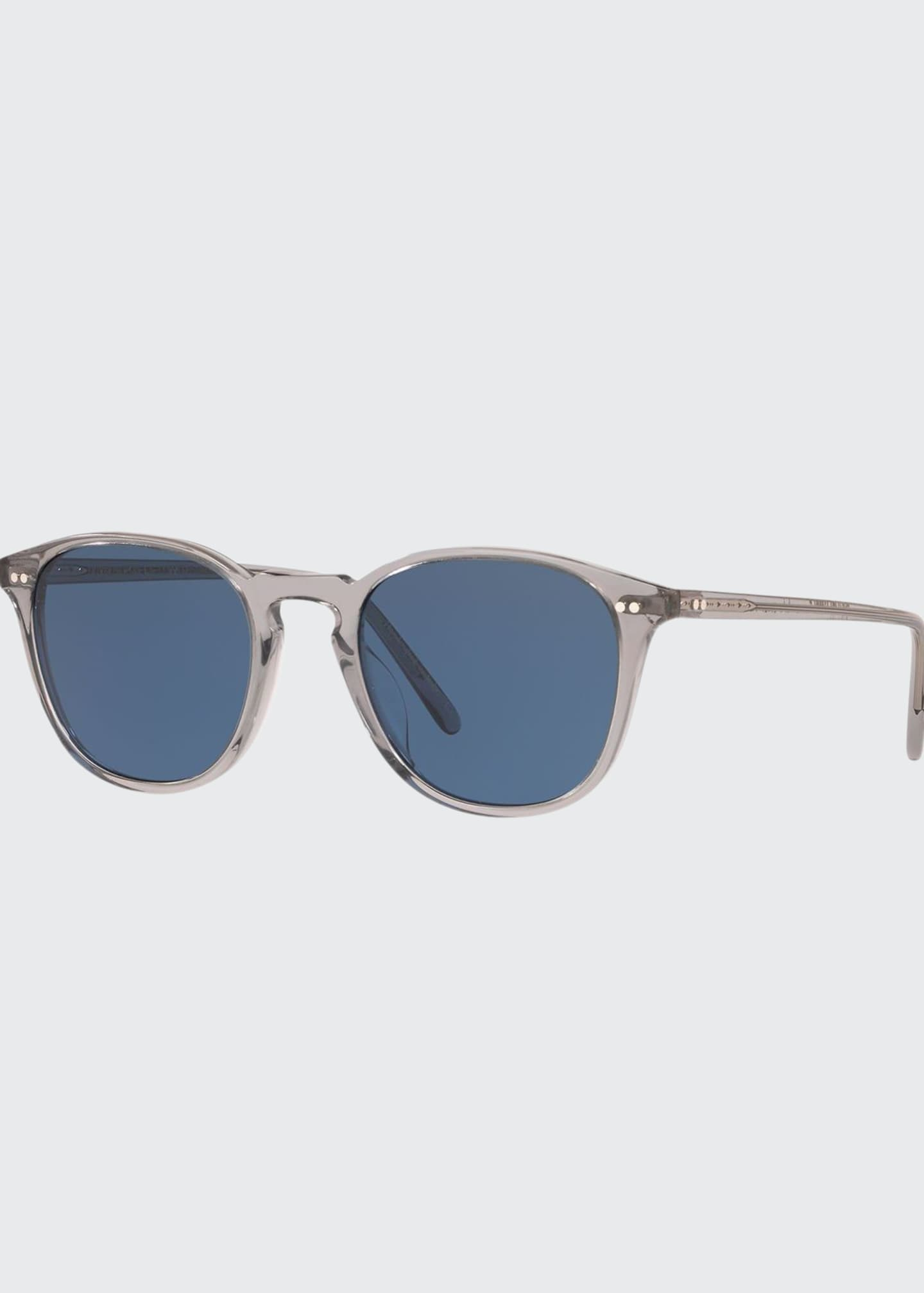 Image 1 of 2: Forman Square Polarized Sunglasses