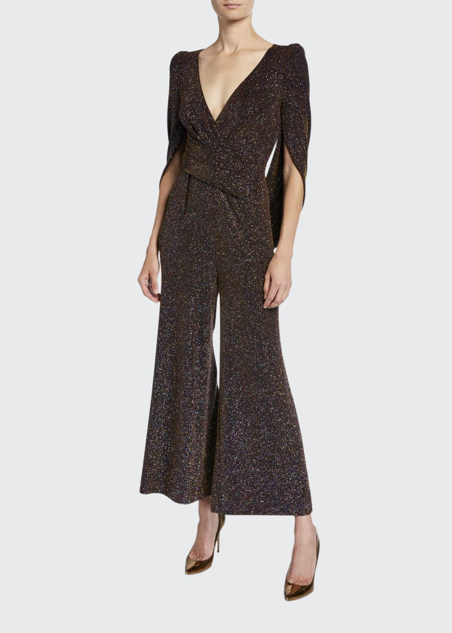 Image 1 of 2: Stardust Jersey Jumpsuit