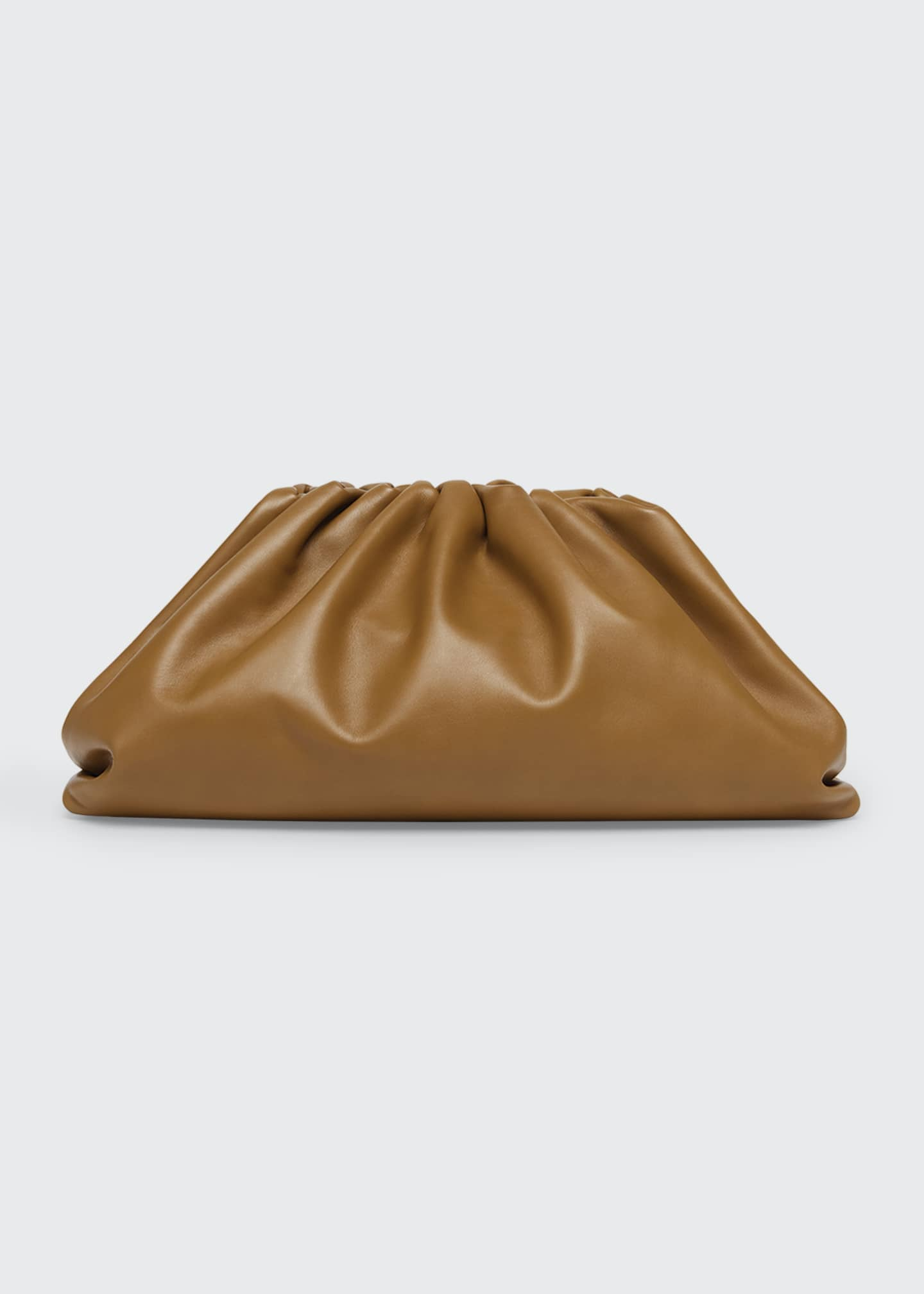 Image 1 of 5: The Pouch Bag in Butter Calf Leather