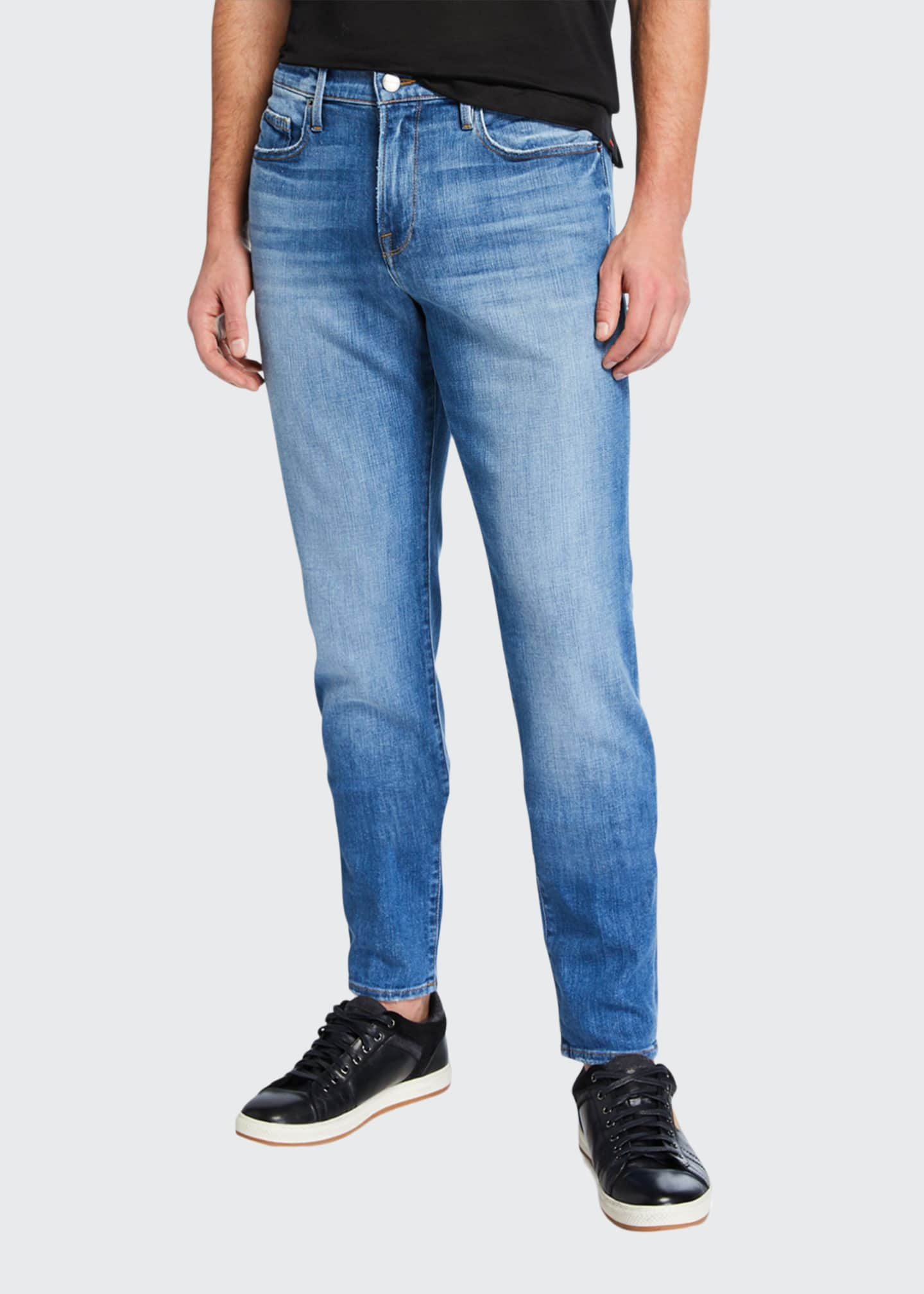 FRAME Men's L'Homme Athletic Jeans - 33