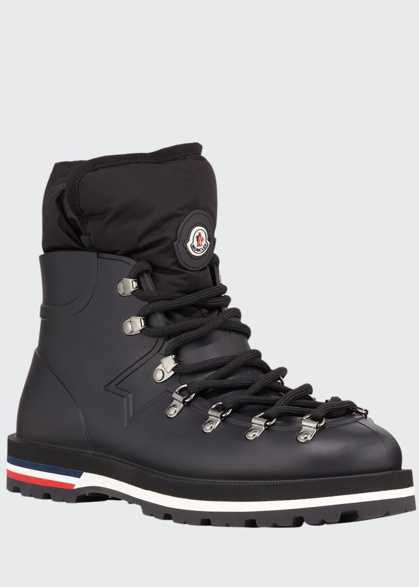 Moncler Inaya Scarpa Rubber Boots