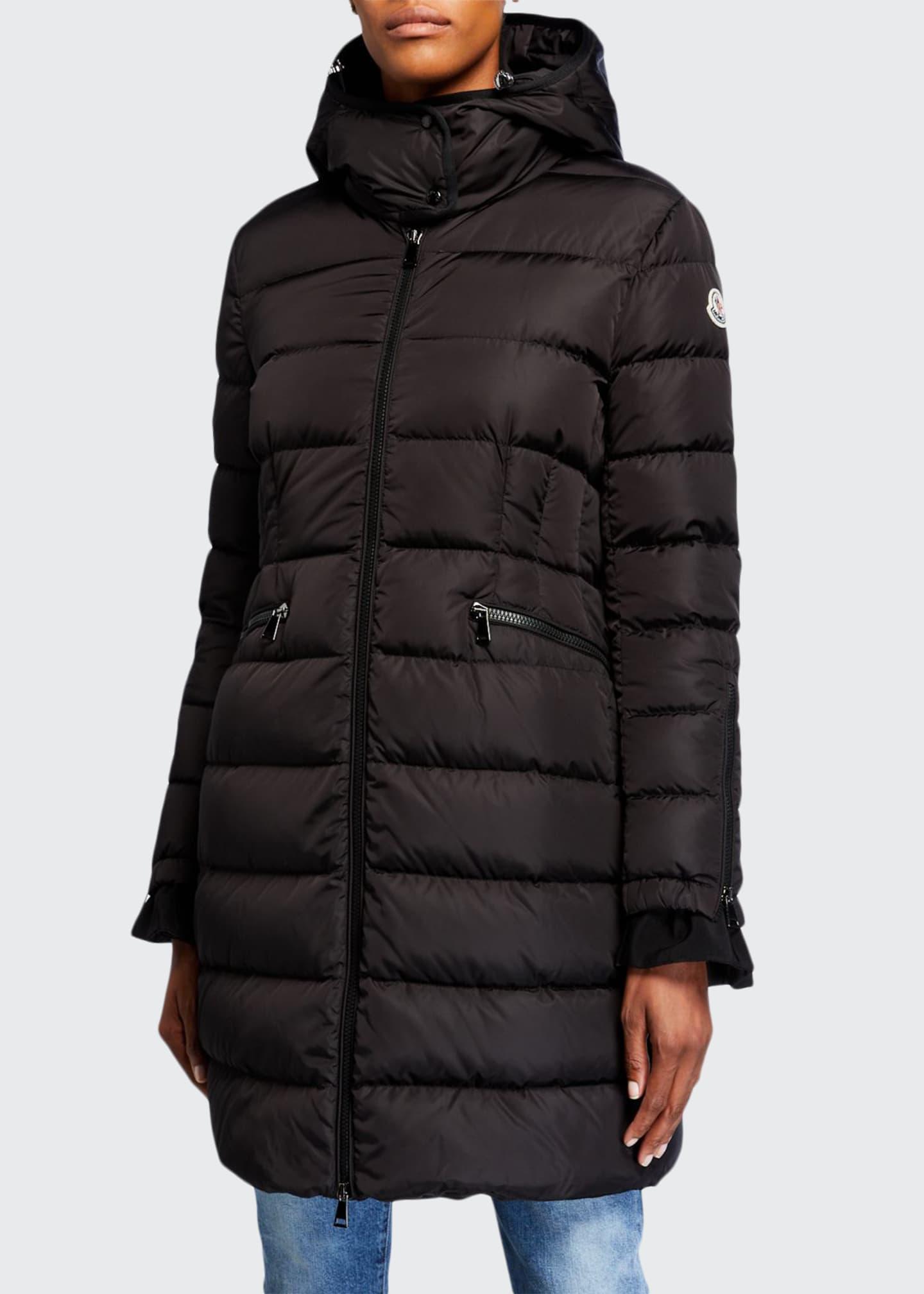 Moncler Betulong A-Line Puffer Jacket