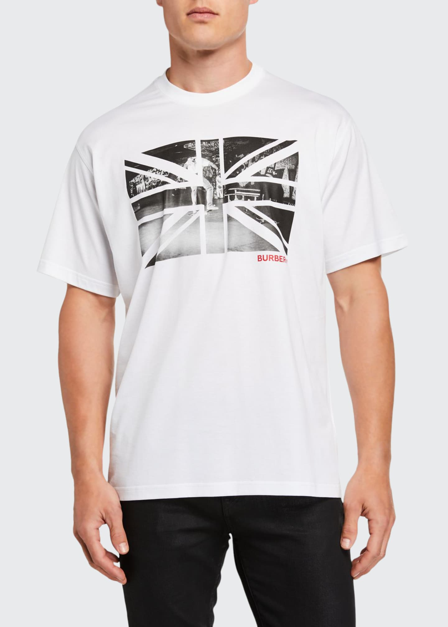 Burberry Men's Howlett Graphic Short-Sleeve T-Shirt