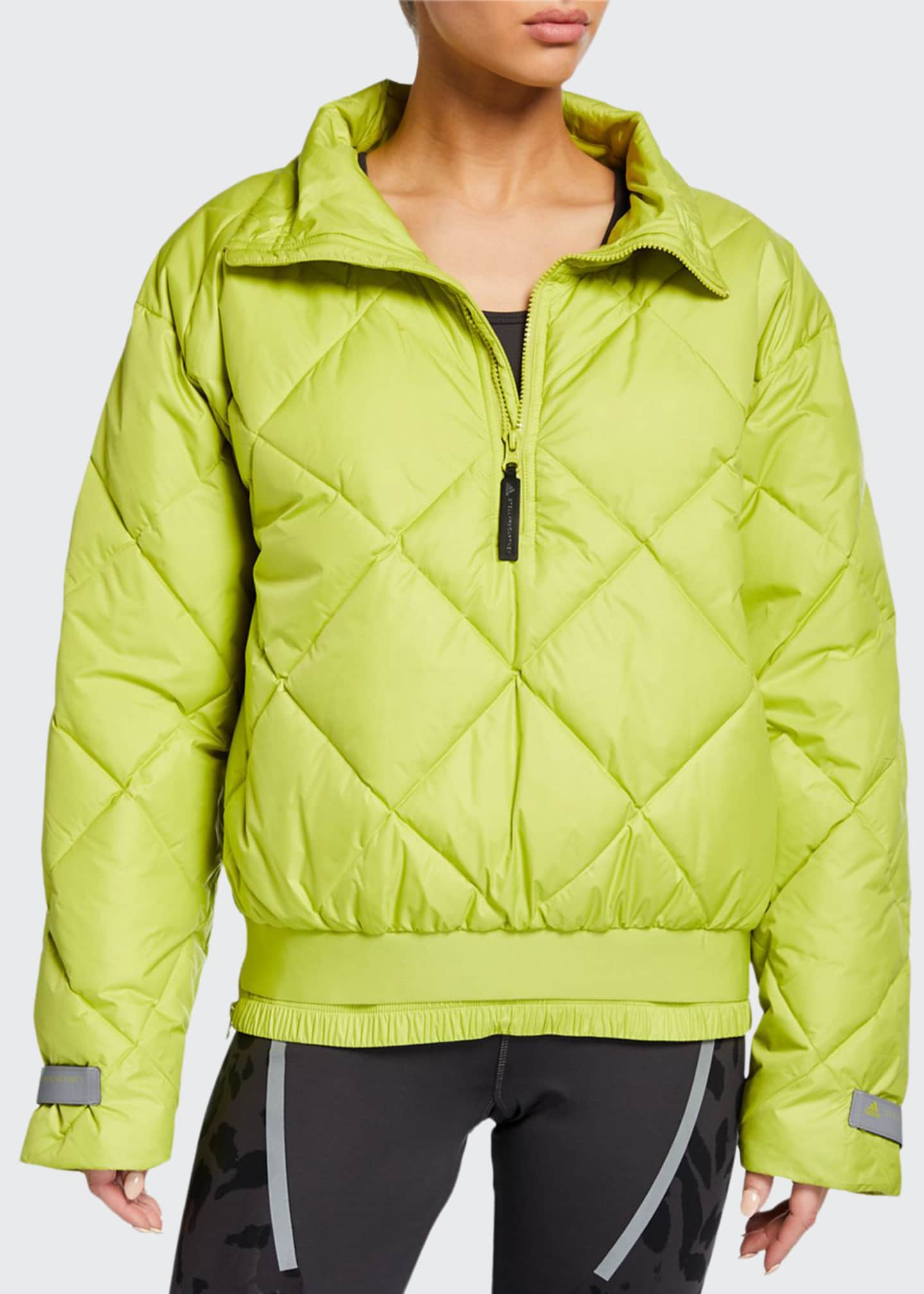 adidas by Stella McCartney Padded Pull-On Active Puffer