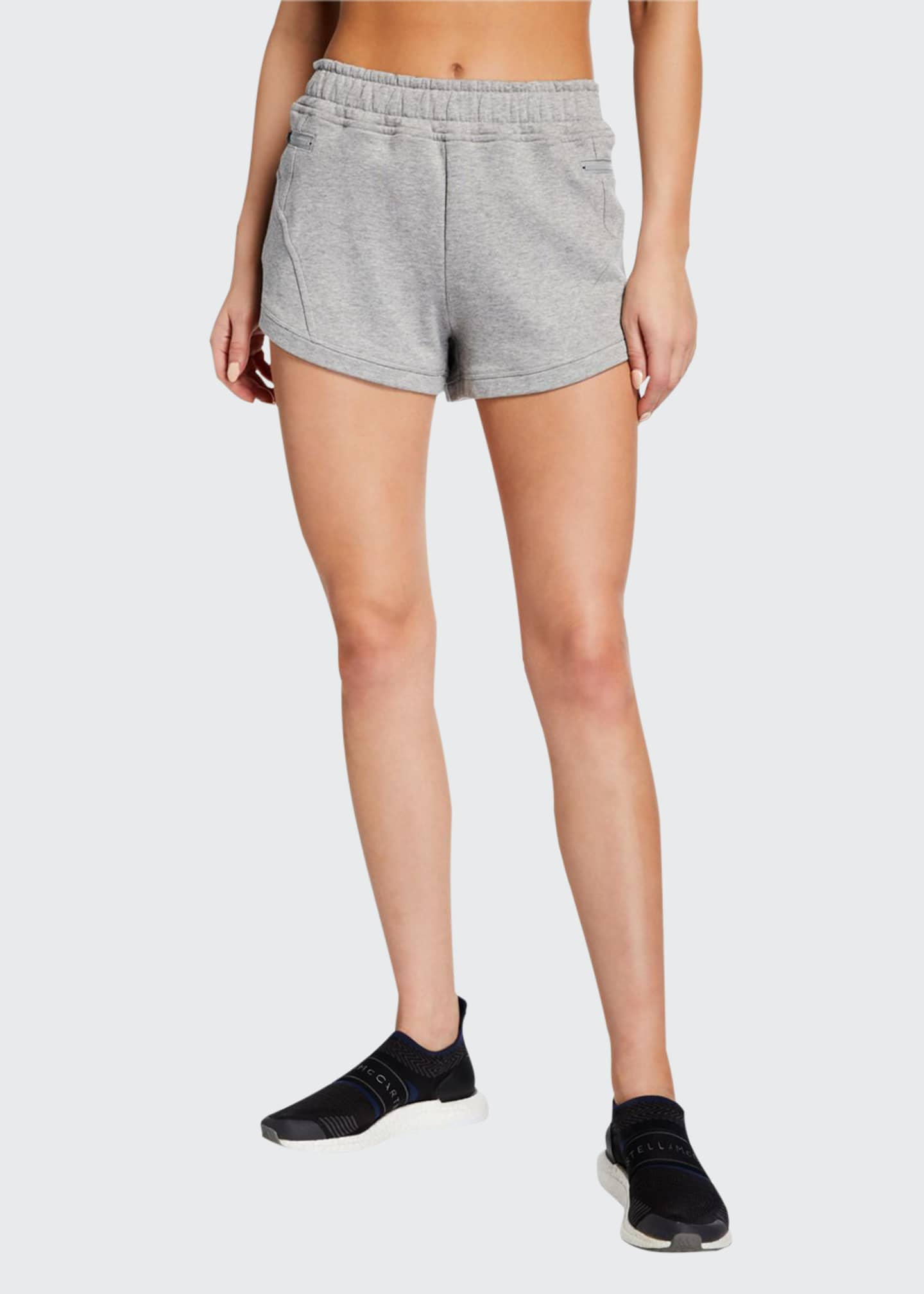 adidas by Stella McCartney Athletics Cotton Shorts