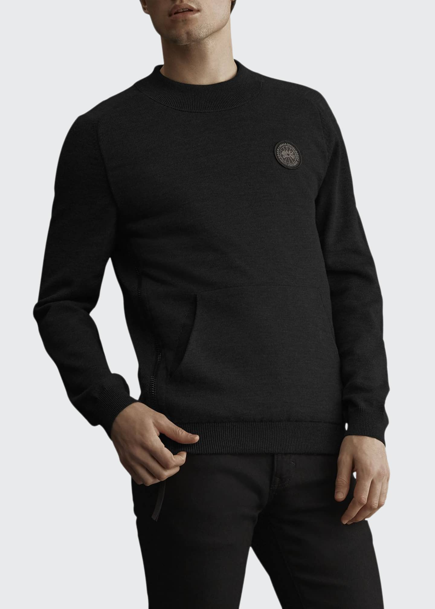 Canada Goose Men's Hybridge Reversible Sweatshirt