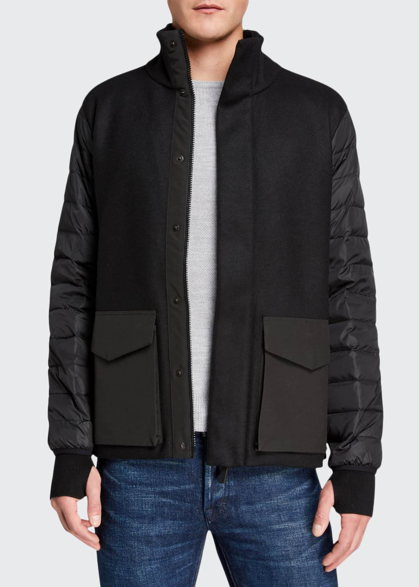 Canada Goose Men's Glenwood Knit Jacket