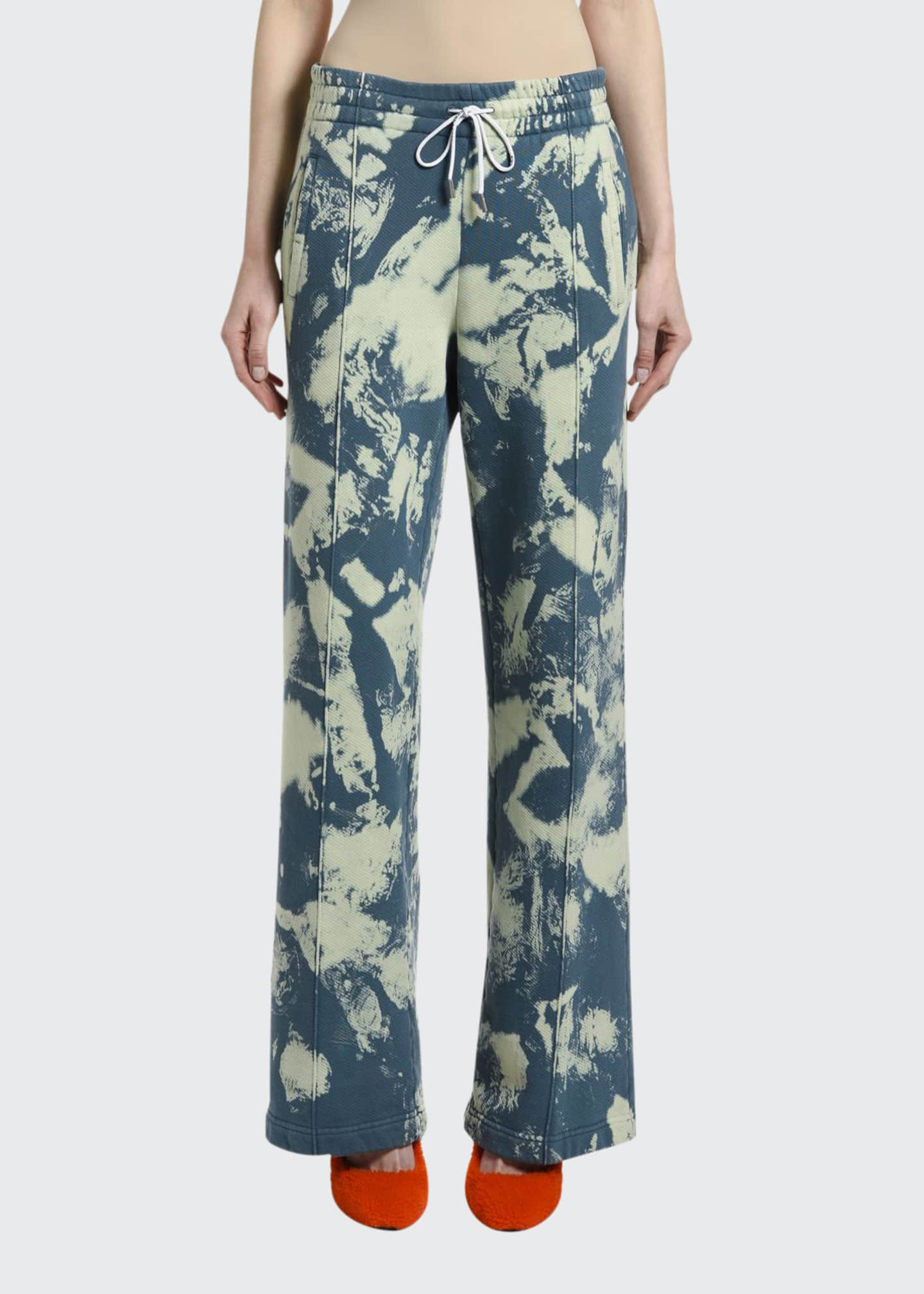 Off-White Tie-Dye Track Pants