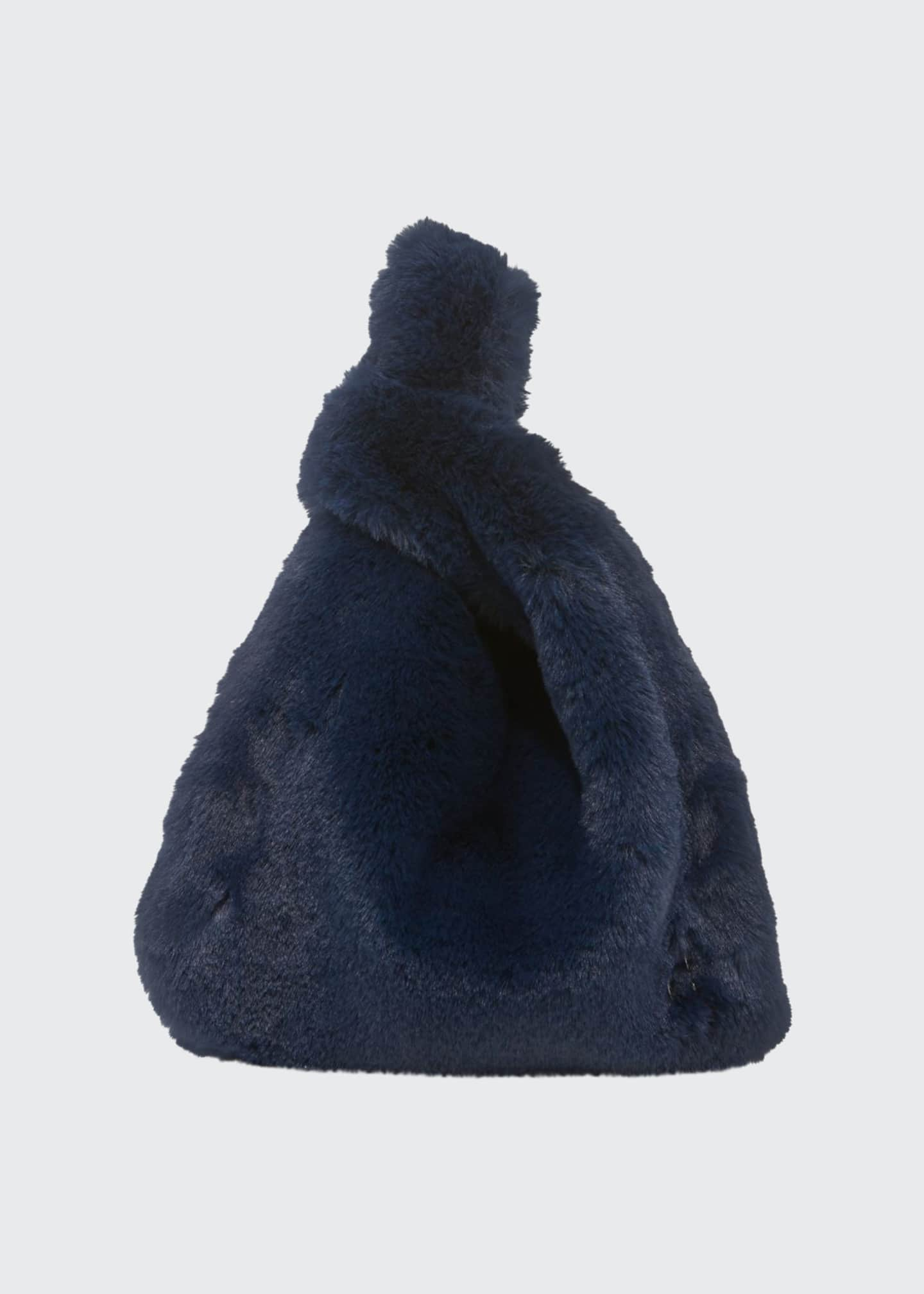 Hayward Mini Faux-Fur Shopper Bag