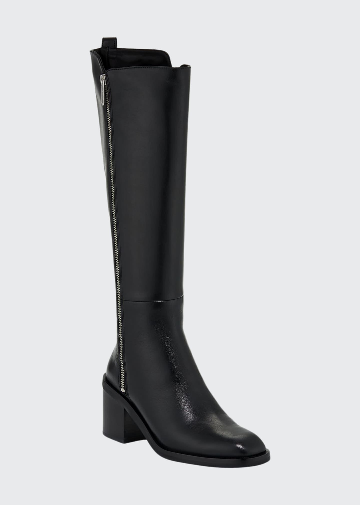 3.1 Phillip Lim Alexa Smooth Tall Knee Boots