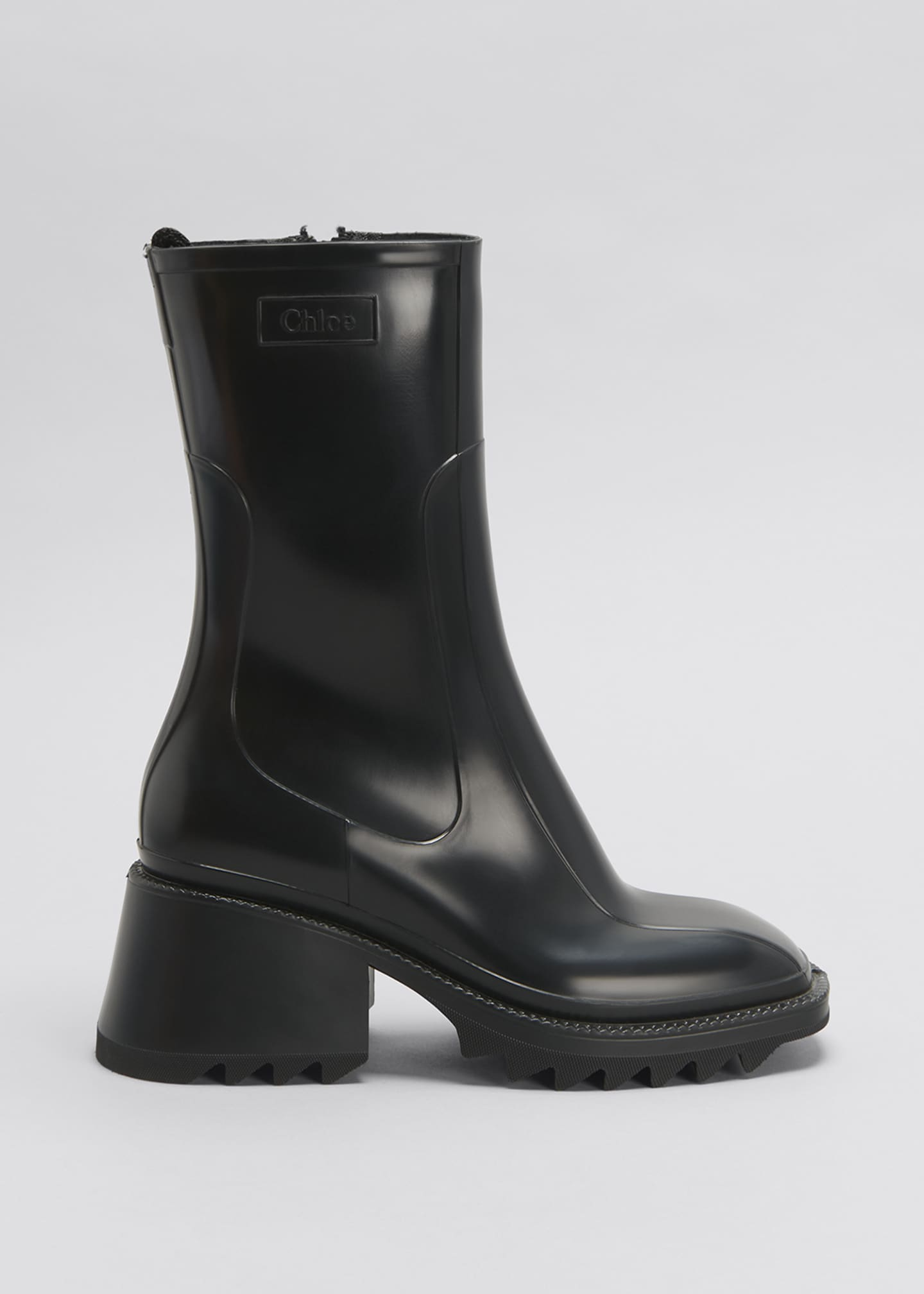 Image 1 of 4: Betty Rubber Rain Booties