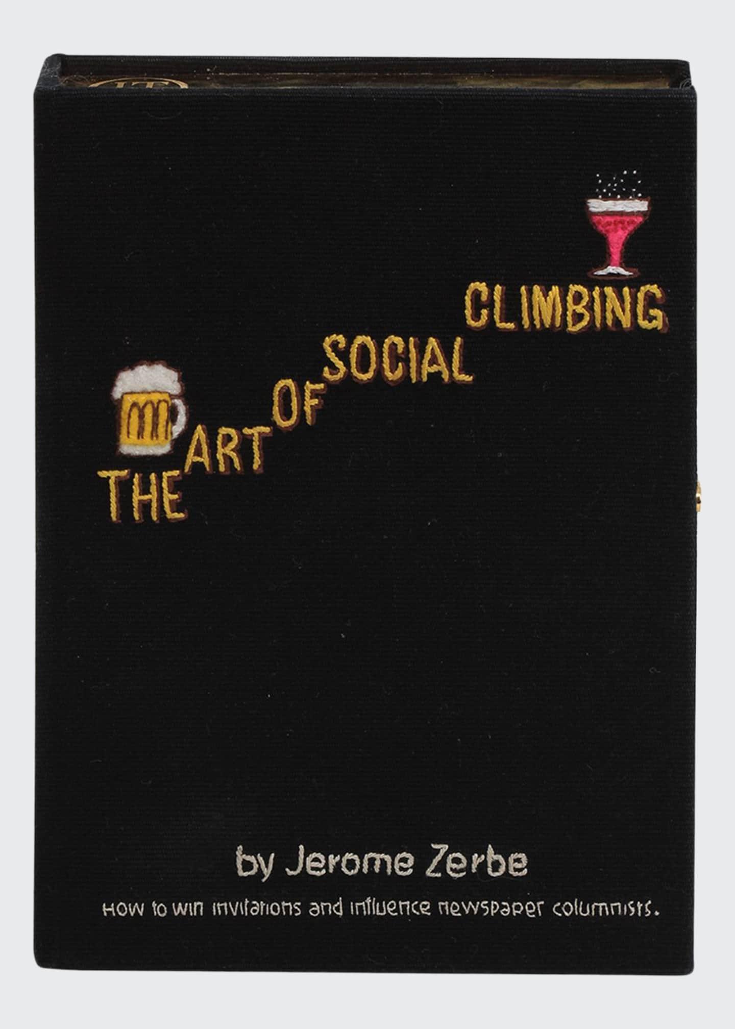 Olympia Le-Tan The Art Of Social Climbing Box