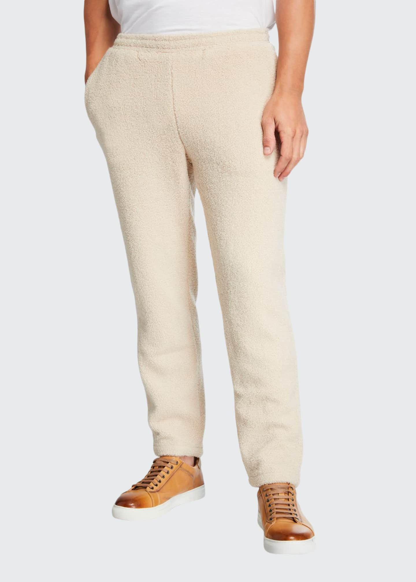 Image 1 of 3: Men's Coze Sherpa Sweatpants