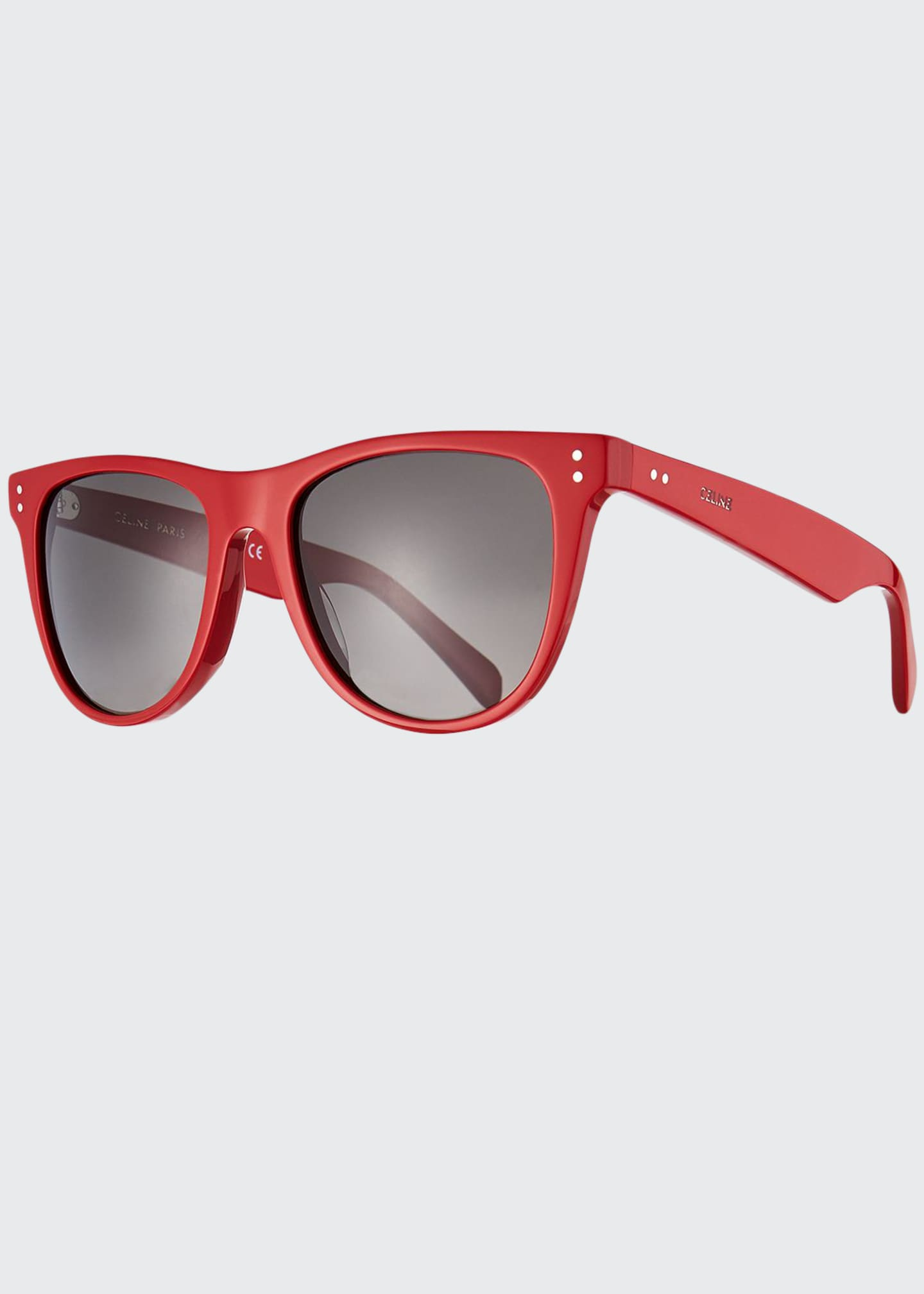 Celine Men's Gradient Acetate Sunglasses