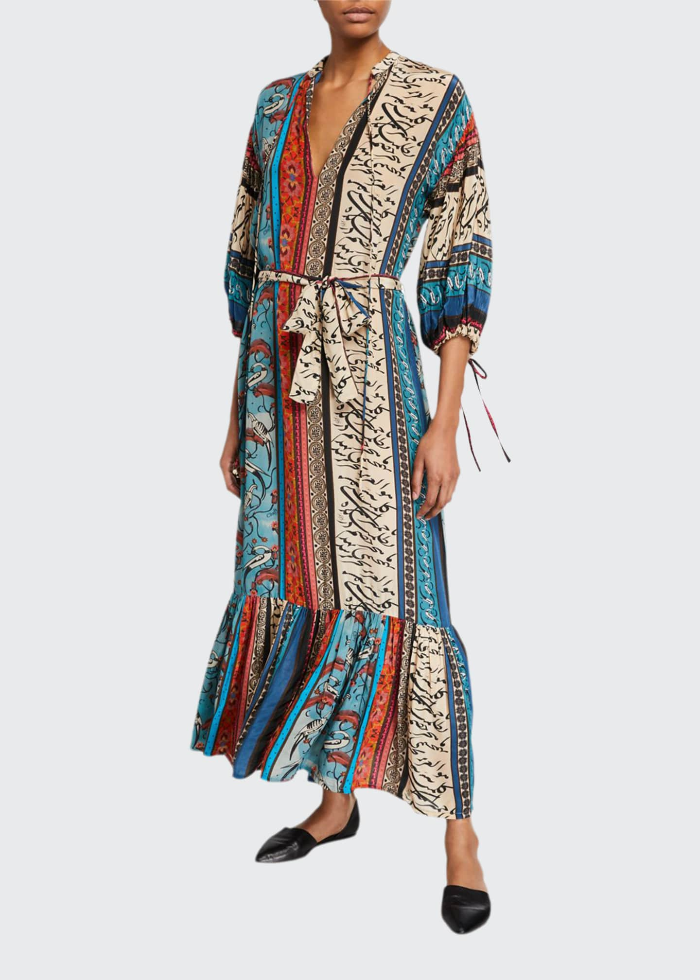 Chufy Alquamar Tunic Dress