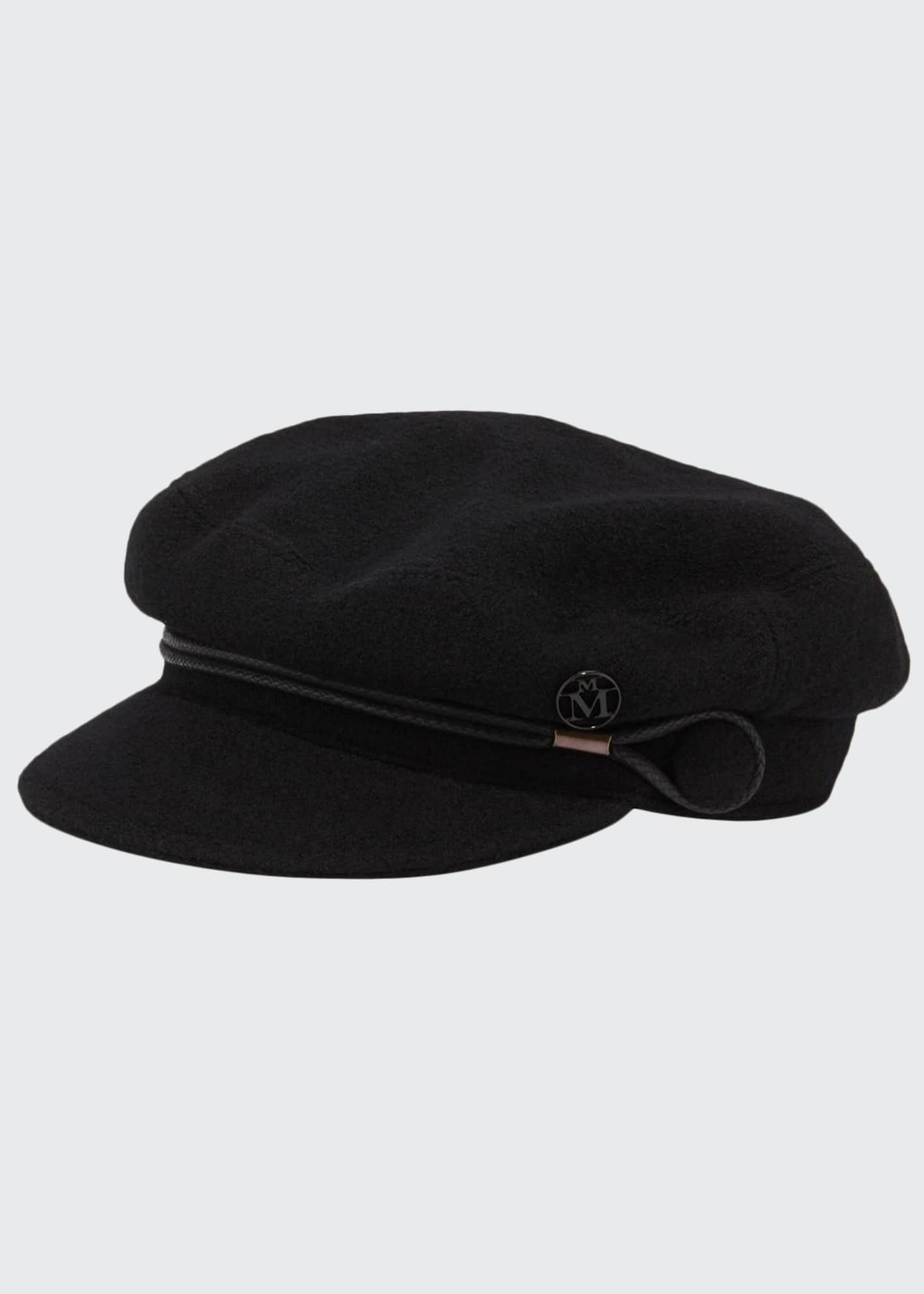 Image 1 of 1: New Abby Newsboy Hat