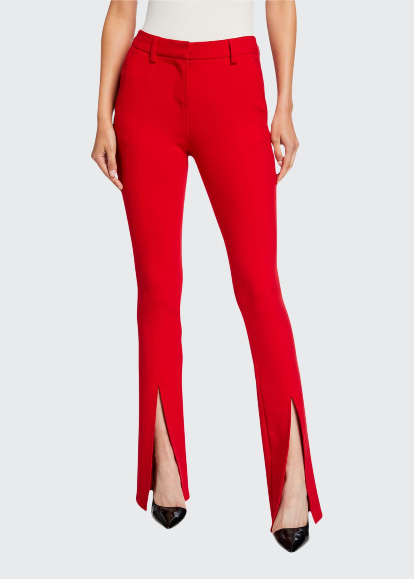 Conway Double Slit Pants by A.L.C.