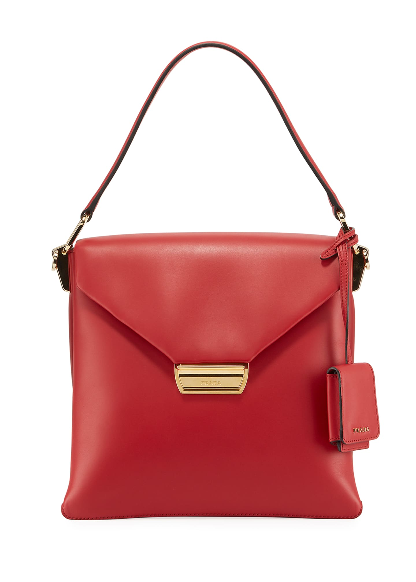 Prada Ingrid Top-Handle Tote Bag