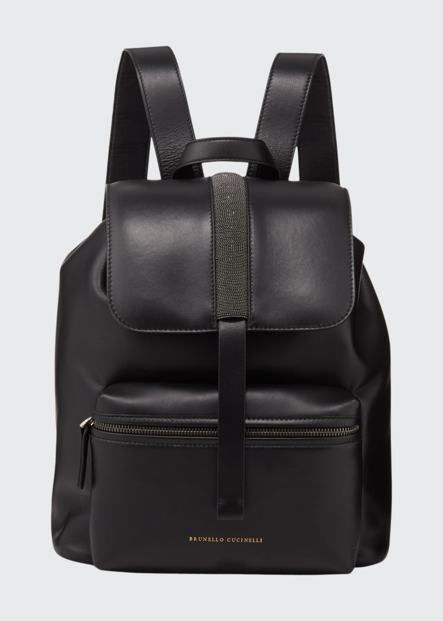 Brunello Cucinelli Napa Super Soft Backpack