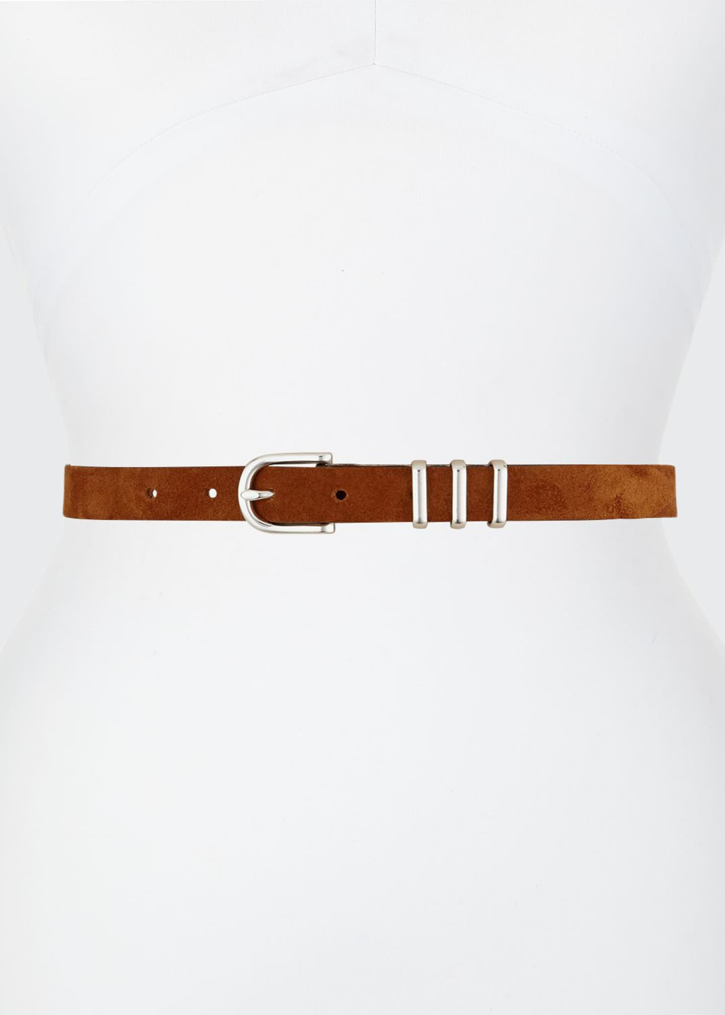Rag & Bone Jet Suede Belt
