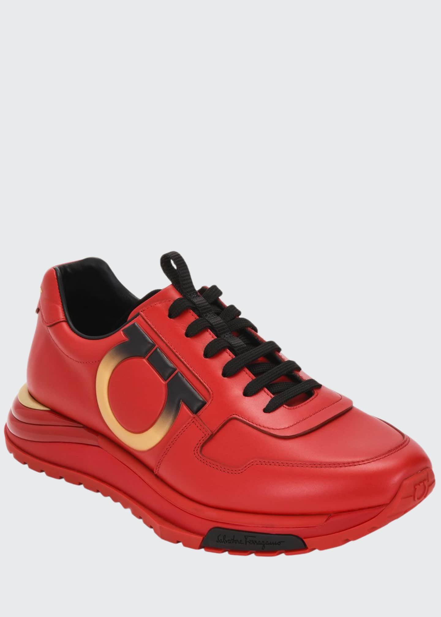 Image 1 of 4: Men's Brooklyn Chinese New Year Dad Sneakers