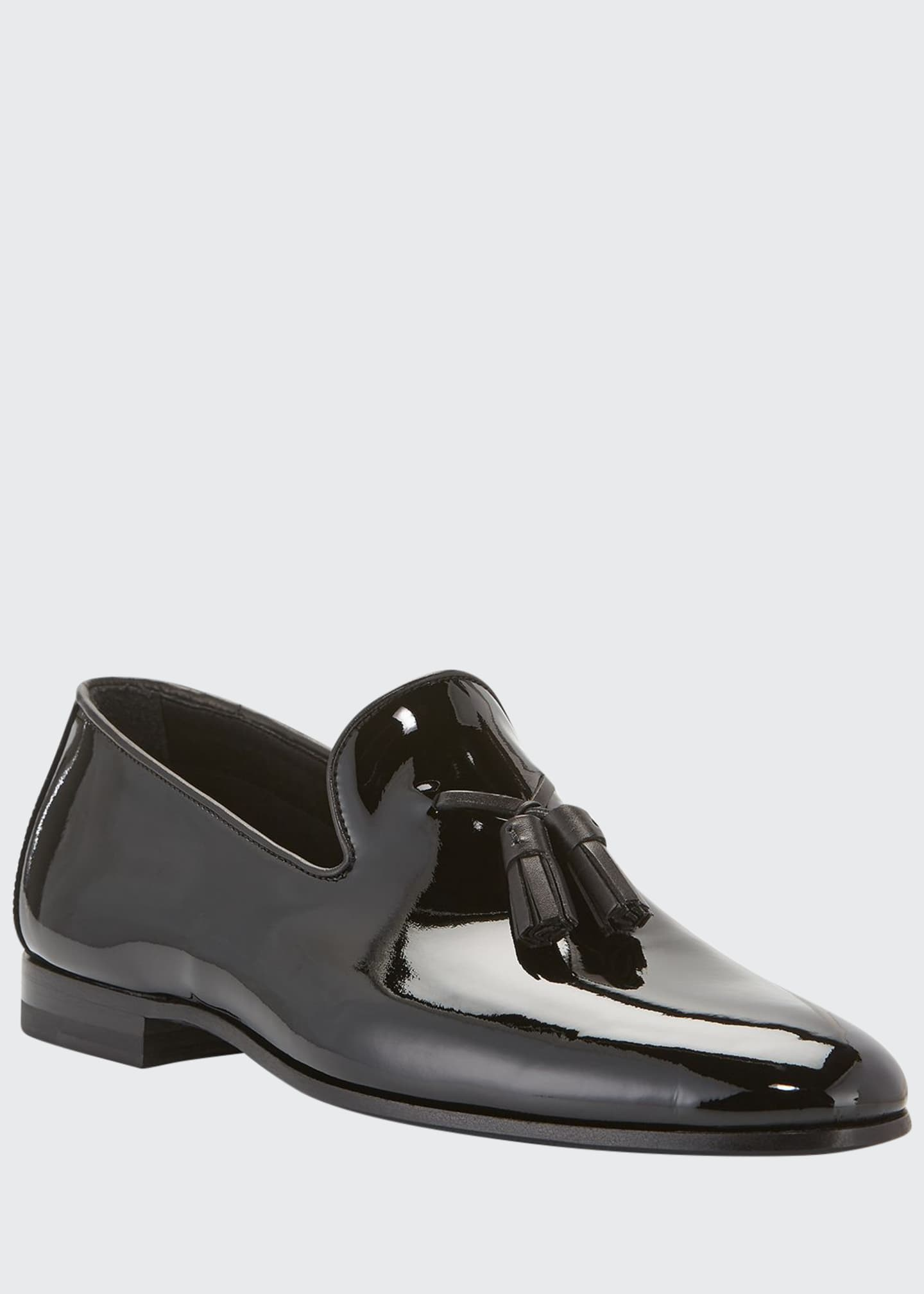 Magnanni for Neiman Marcus Men's Patent Leather Formal
