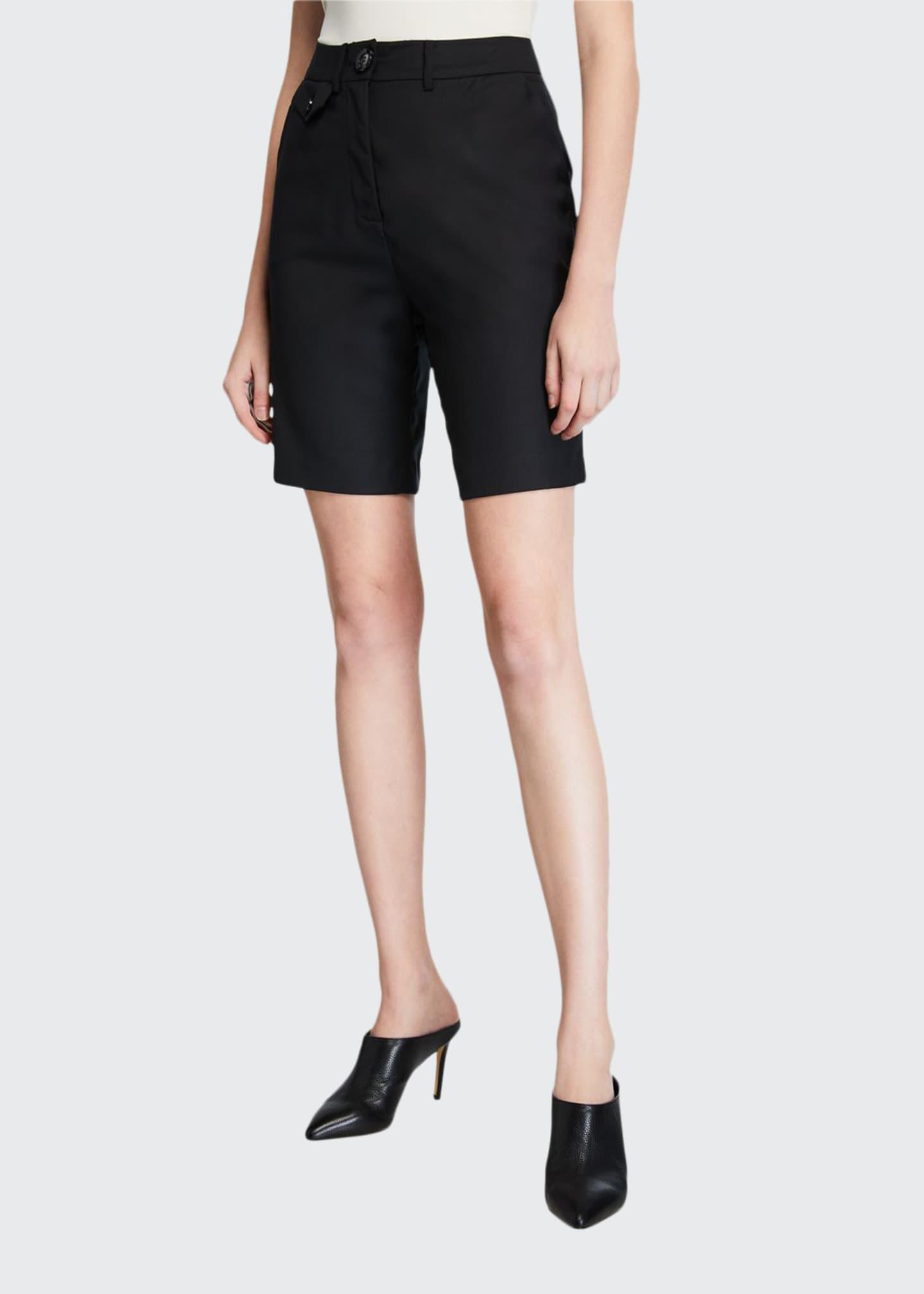 Anna Quan Patsy Bermuda Shorts