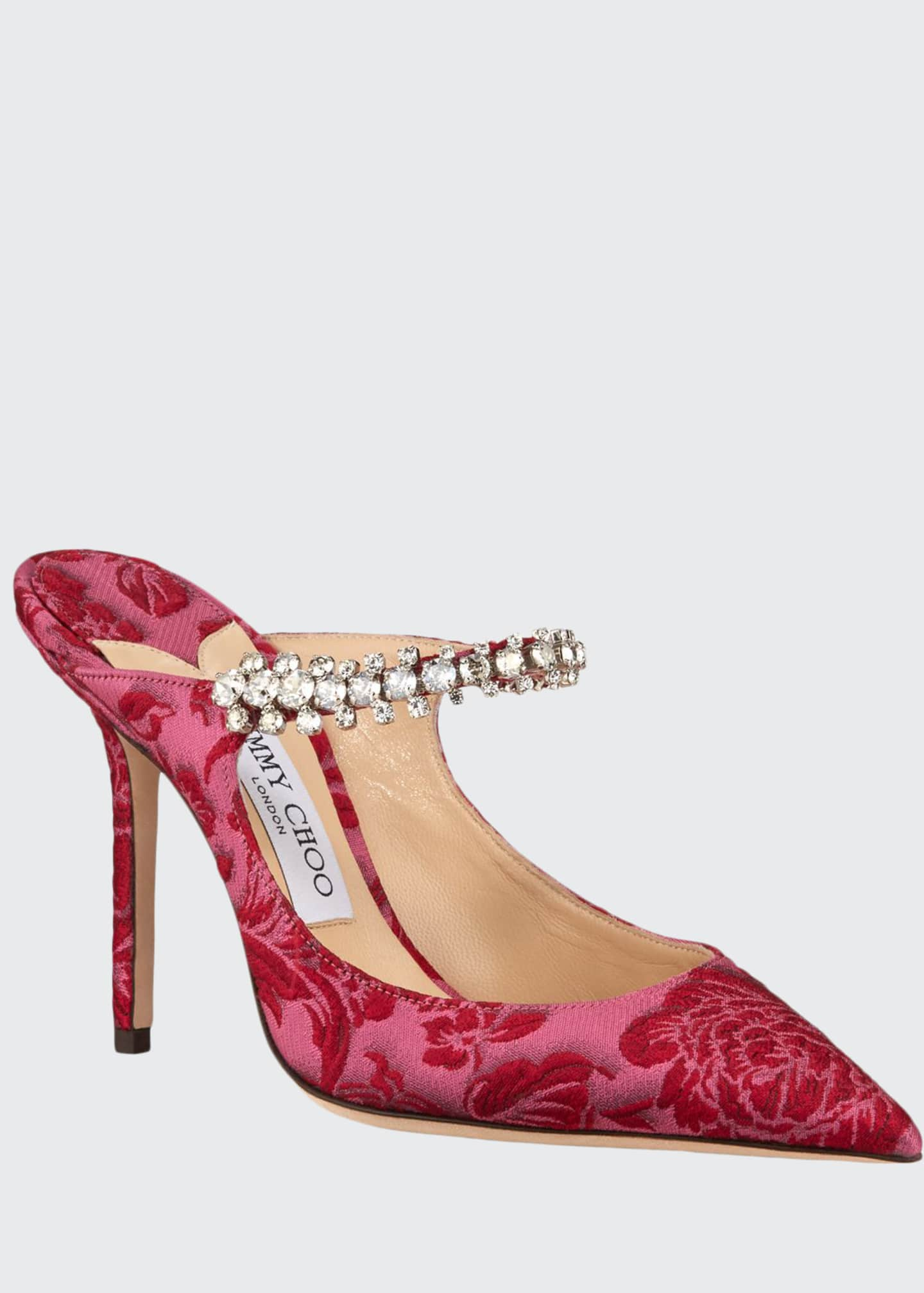 Jimmy Choo 100MM BING PUMP