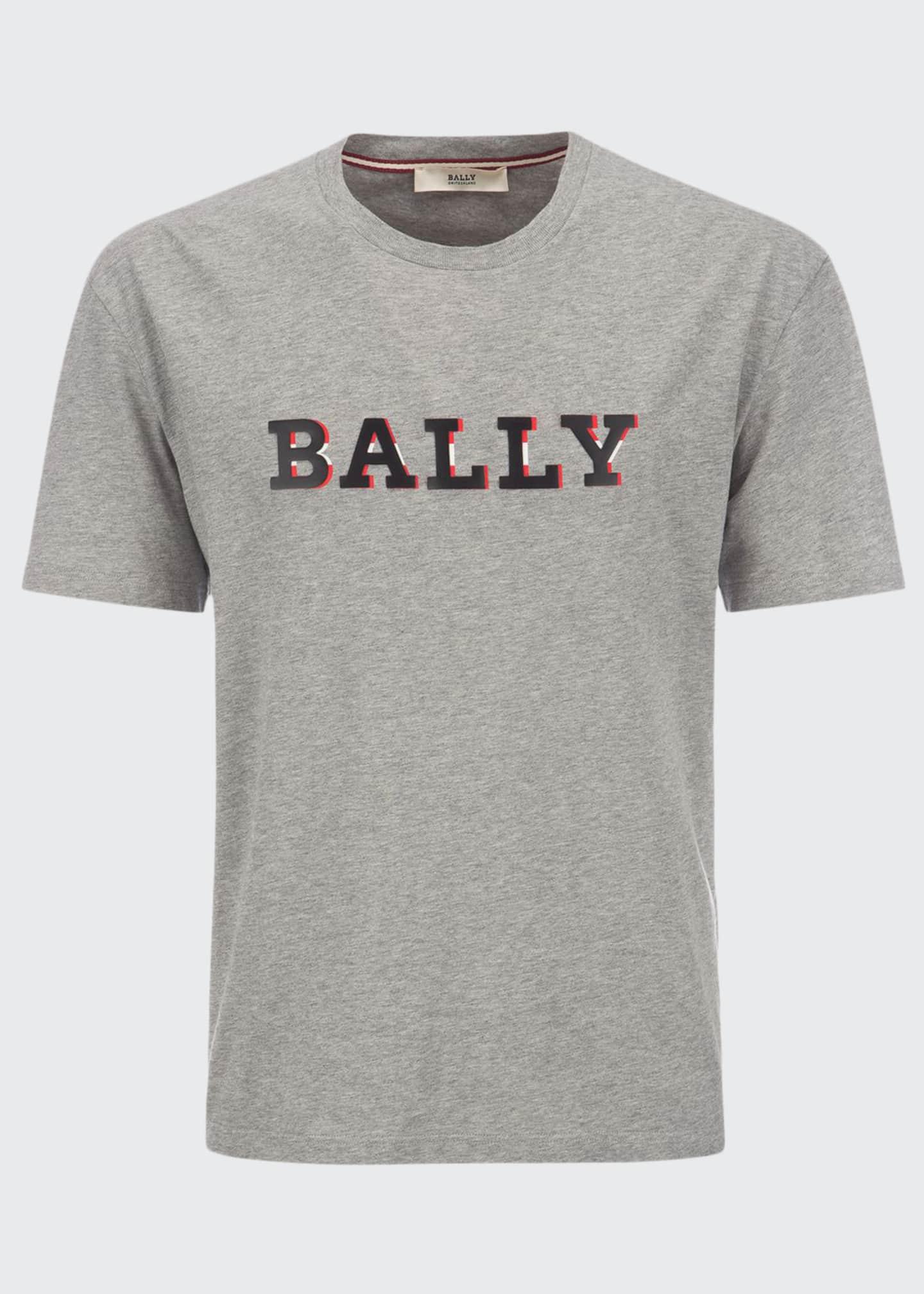 Bally Men's Logo-Print T-Shirt