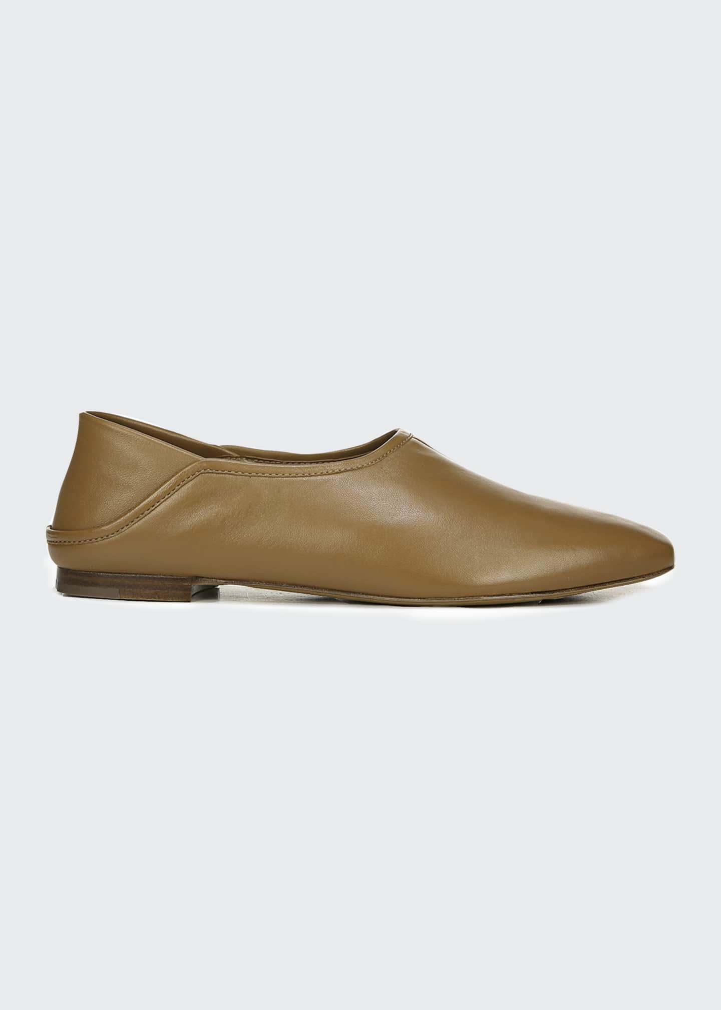 Image 1 of 4: Branine Napa Loafer Flats