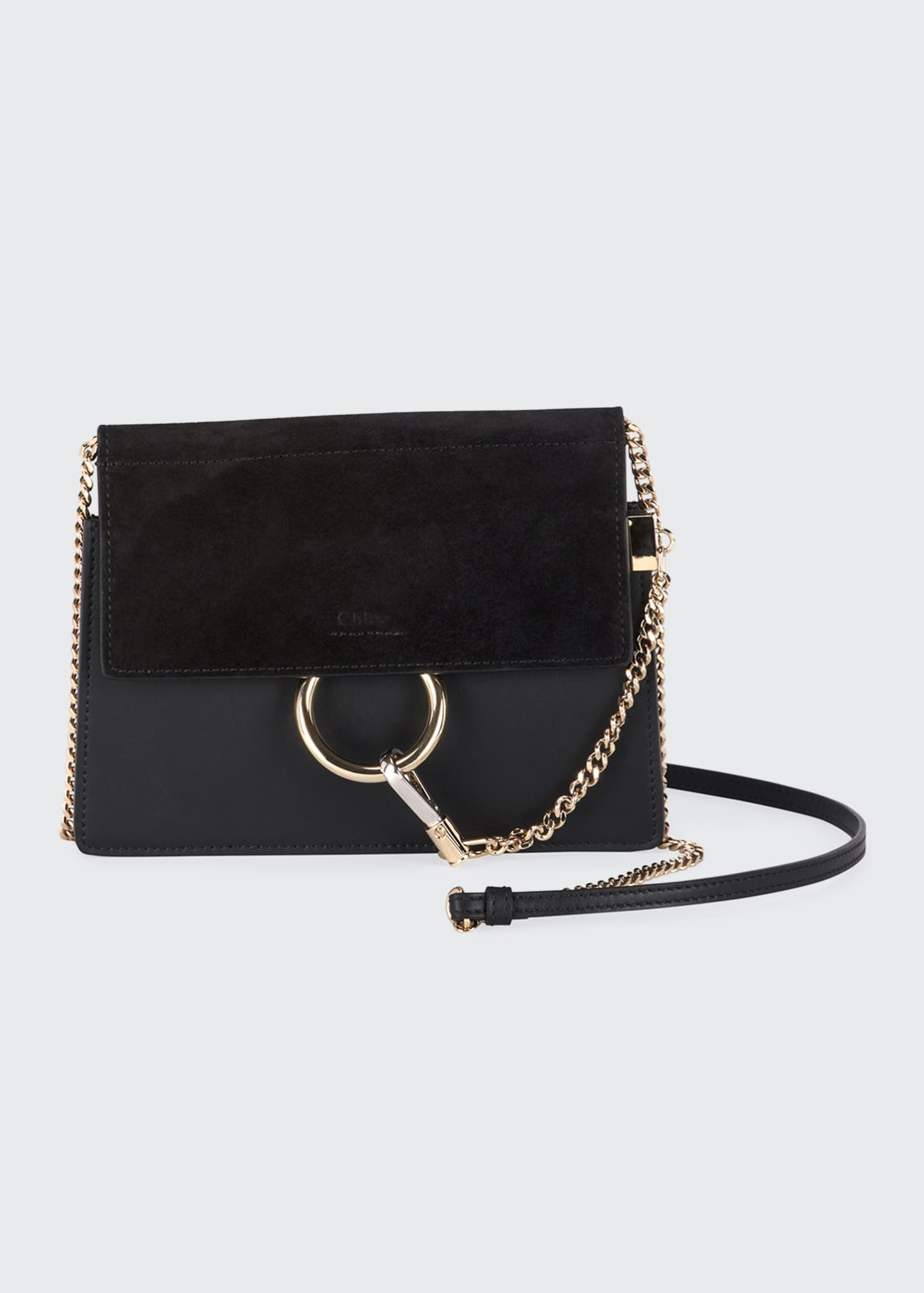 Chloe Faye Mini Chain Crossbody Bag