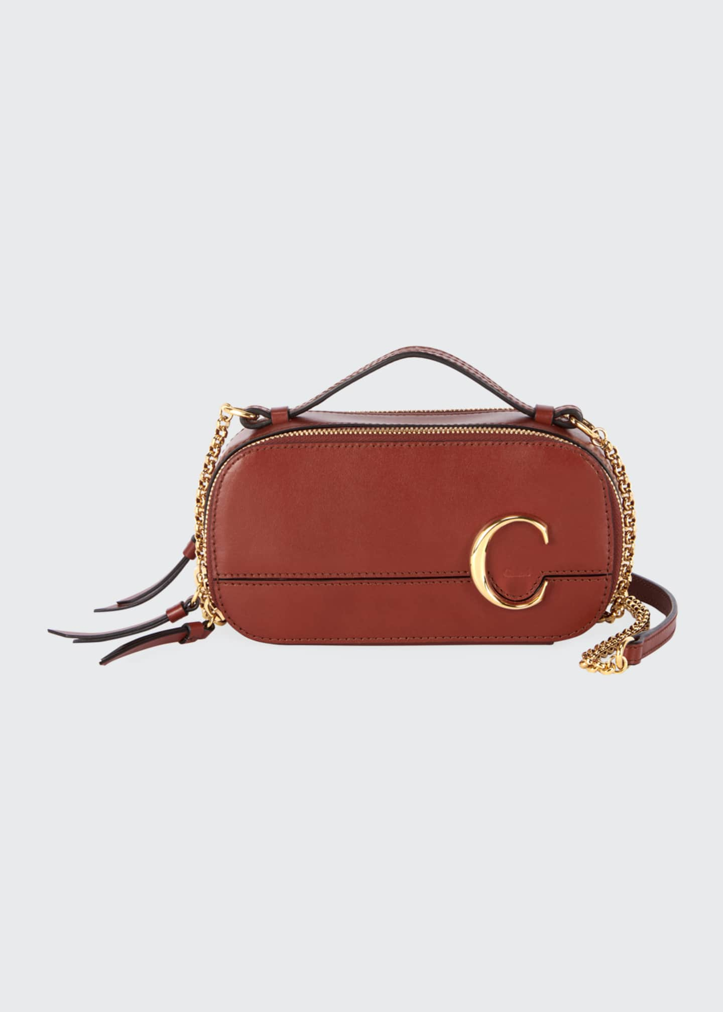 Image 1 of 3: C Multi Compact Crossbody Bag