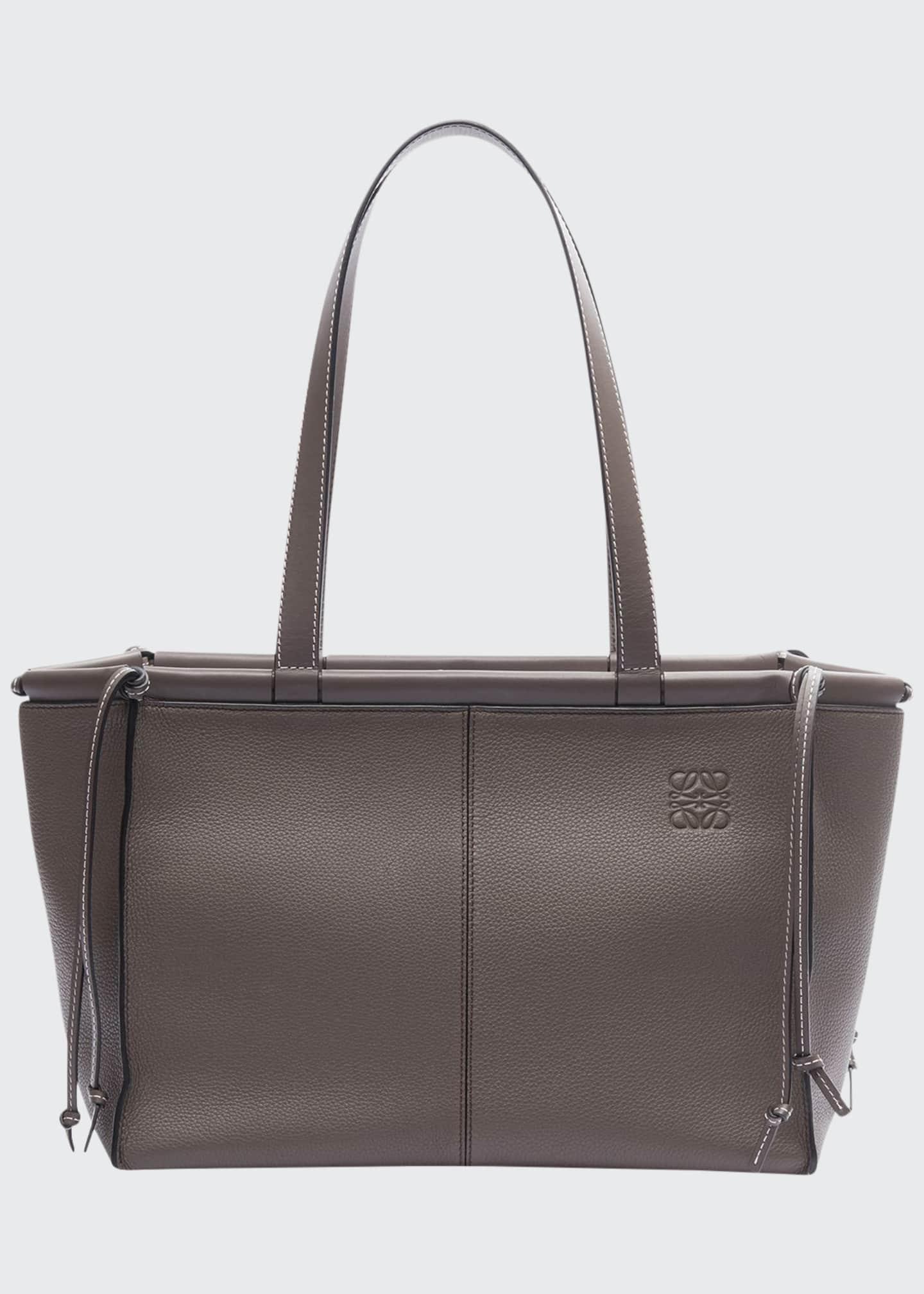 Loewe Soft Leather Tote Bag