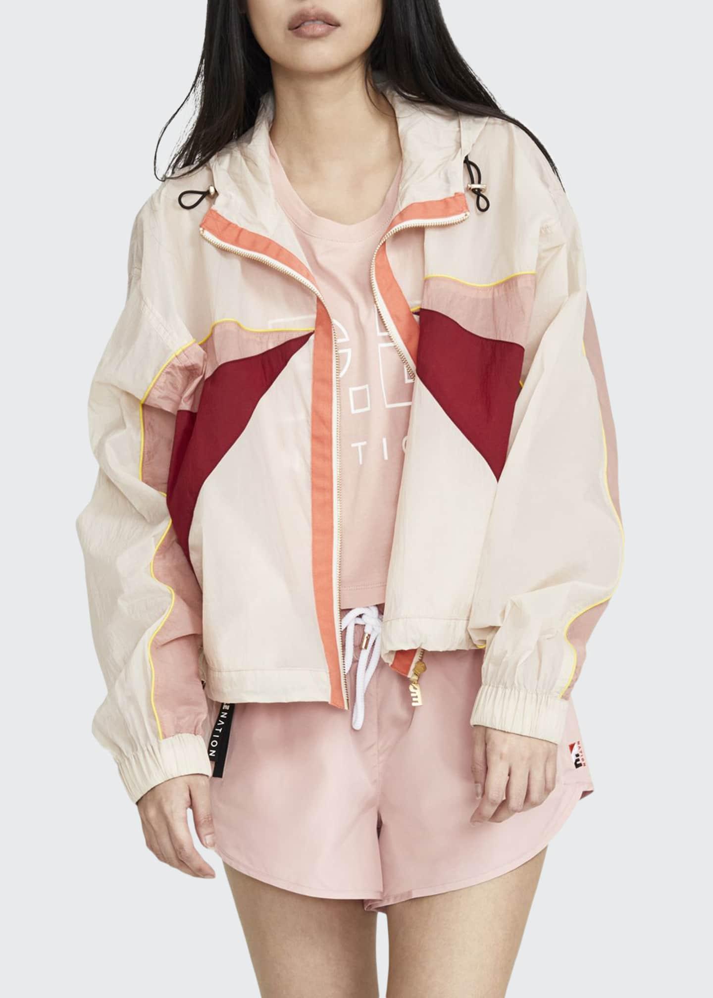 PE Nation Extend Colorblock Jacket