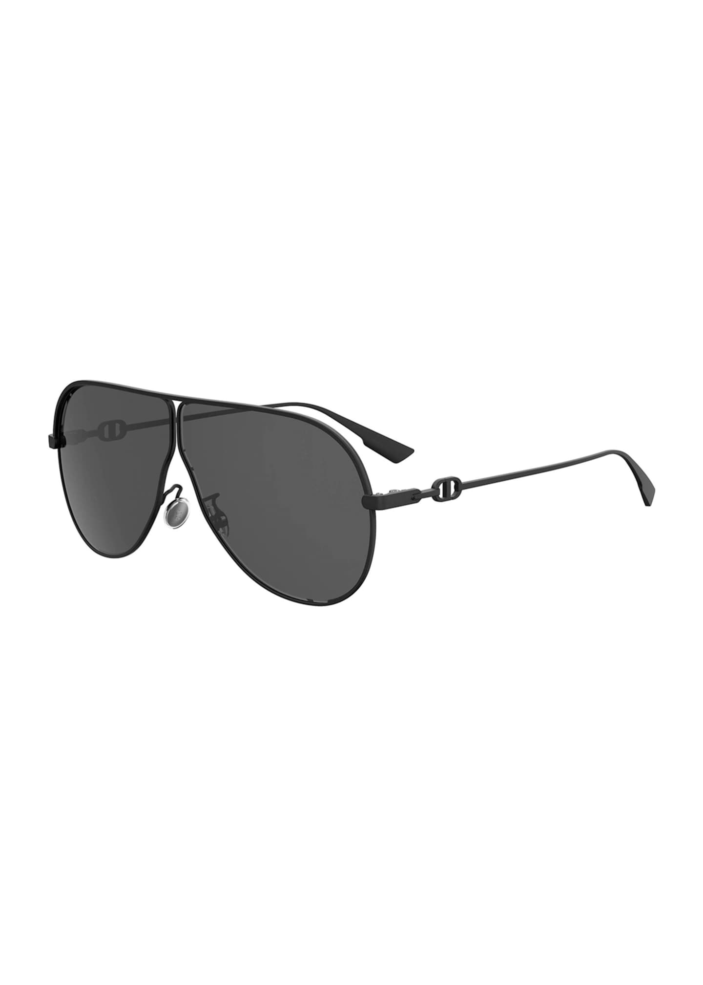 Image 1 of 1: DiorCamp Aviator Sunglasses