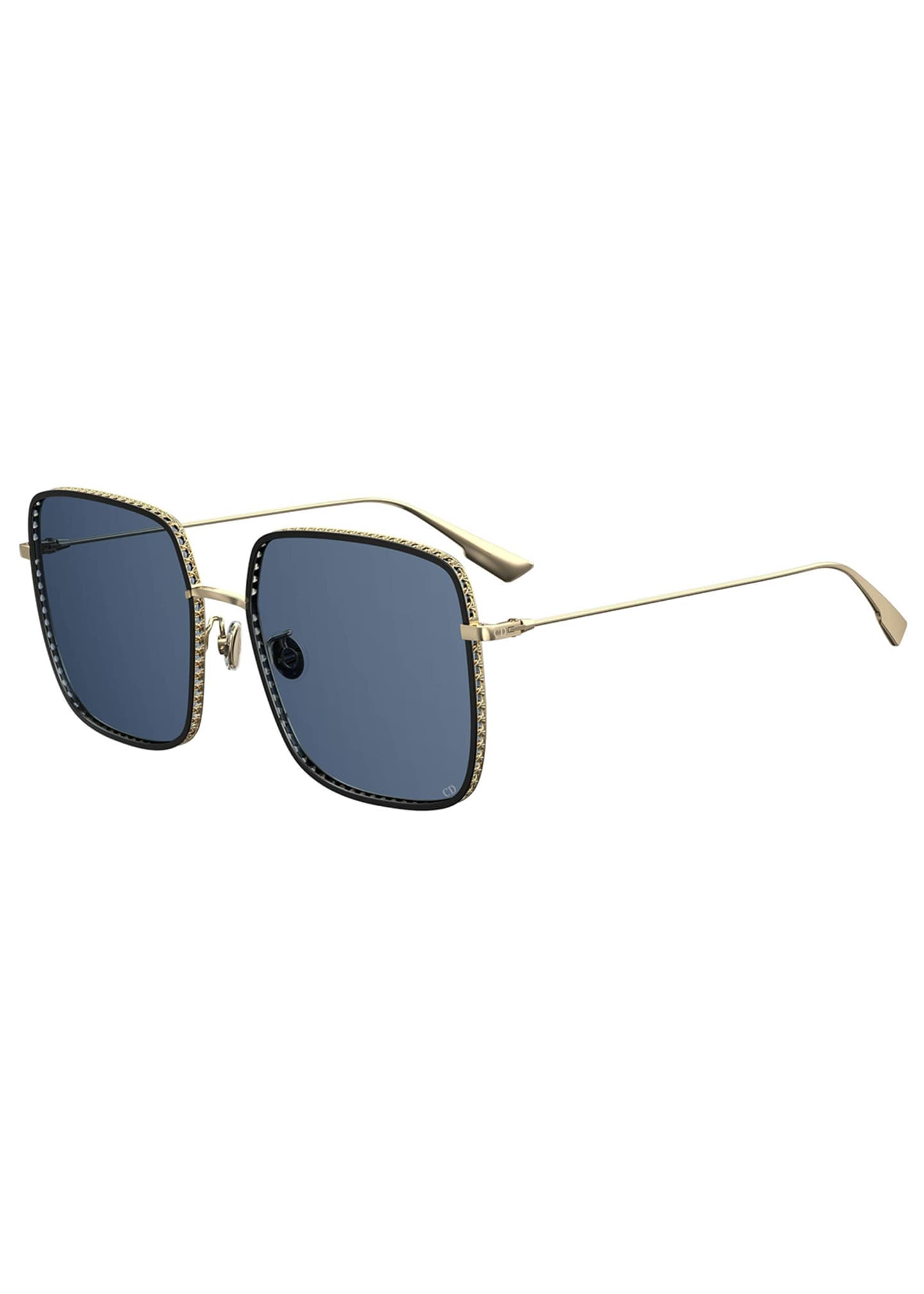 Image 1 of 1: DiorByDior3 Square Sunglasses