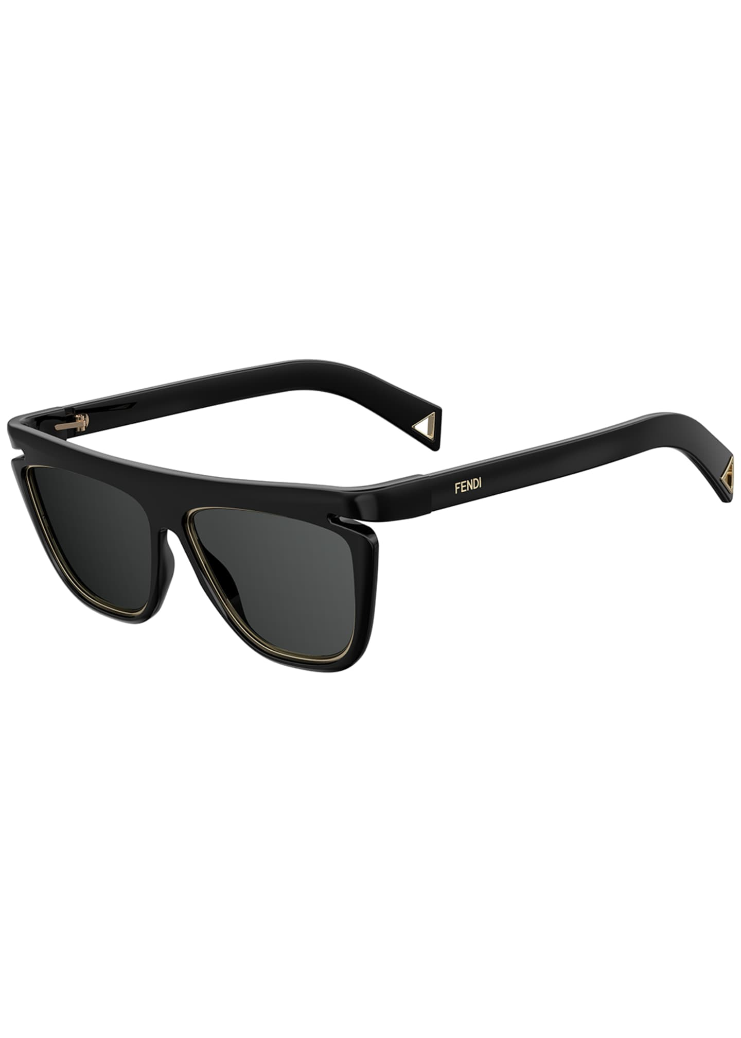 Image 1 of 1: Rectangle Optyl Sunglasses