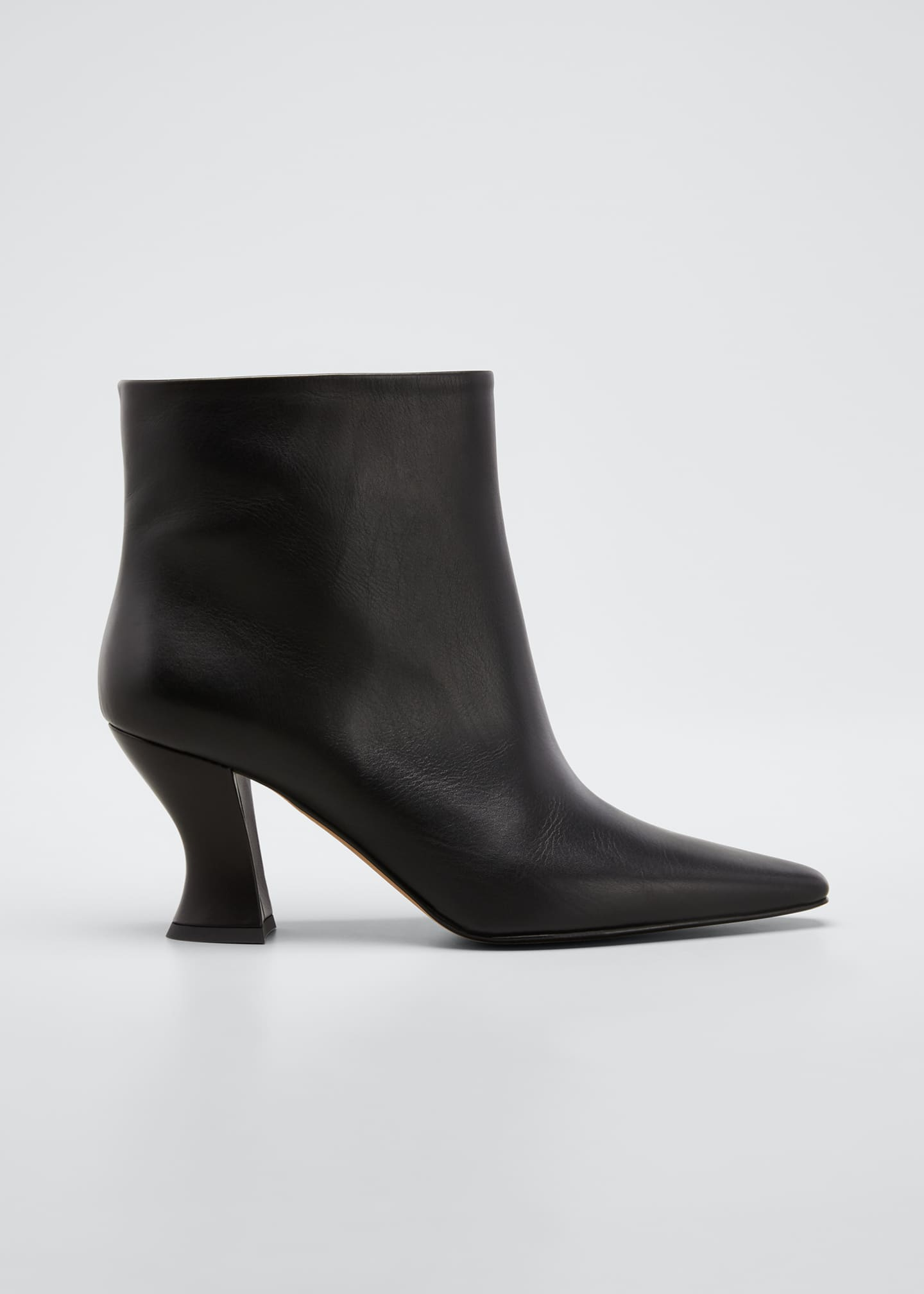 Image 1 of 5: Cloud Calf Ankle Booties