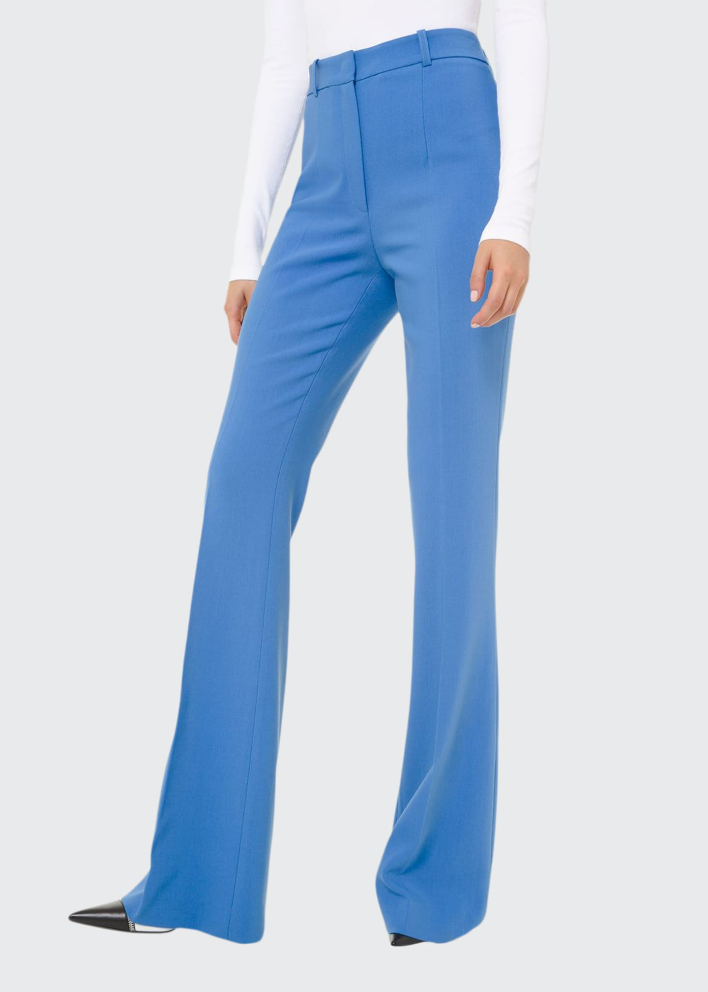 Michael Kors Collection High-Rise Flare Pants