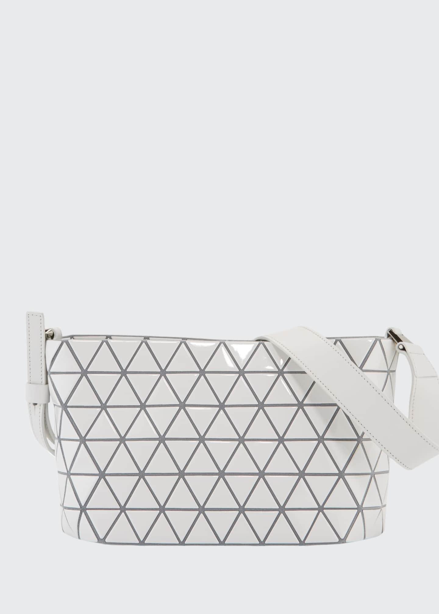 BAO BAO ISSEY MIYAKE Crystal Gloss Crossbody Bag