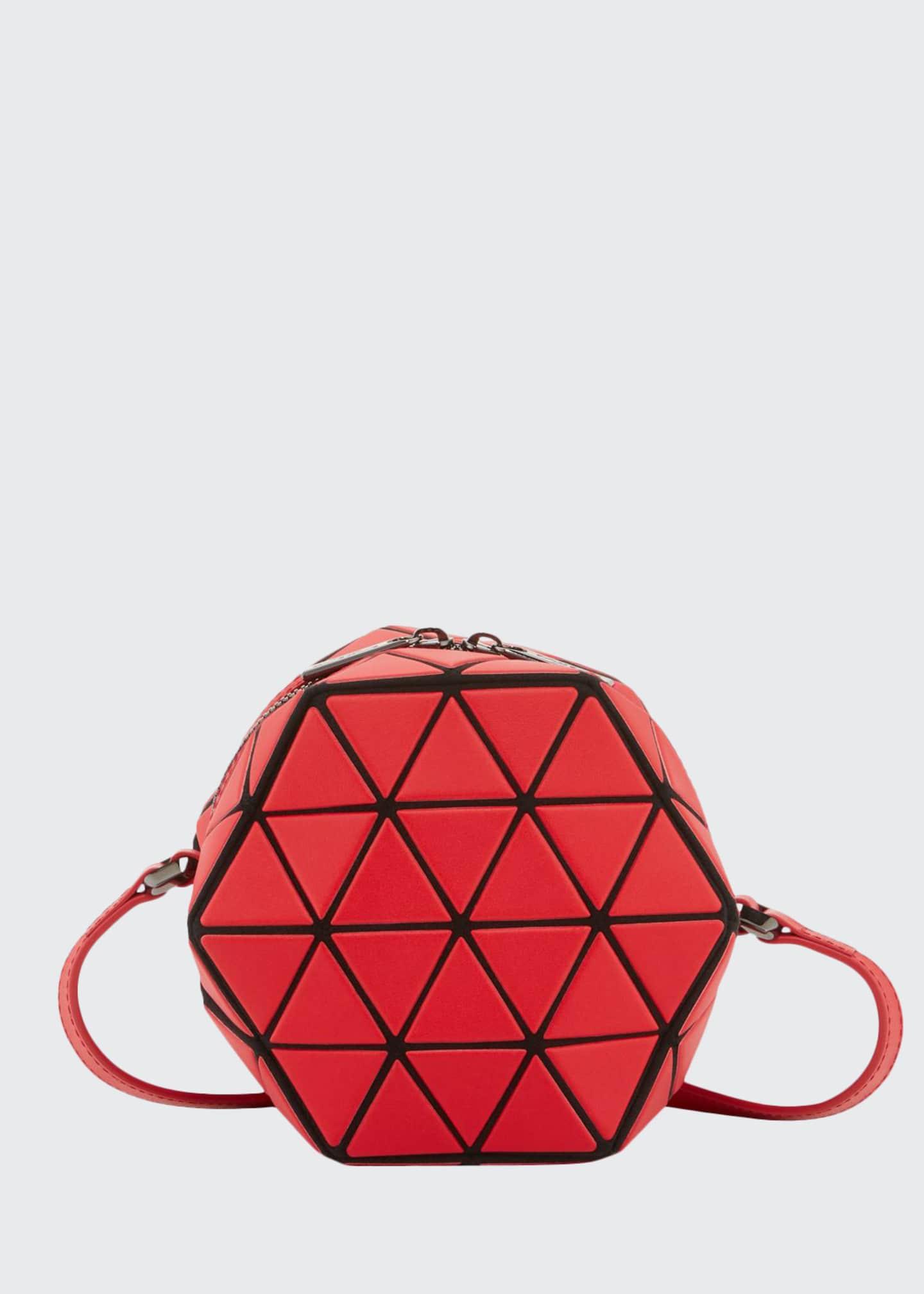 BAO BAO ISSEY MIYAKE Stack Circle Crossbody Bag