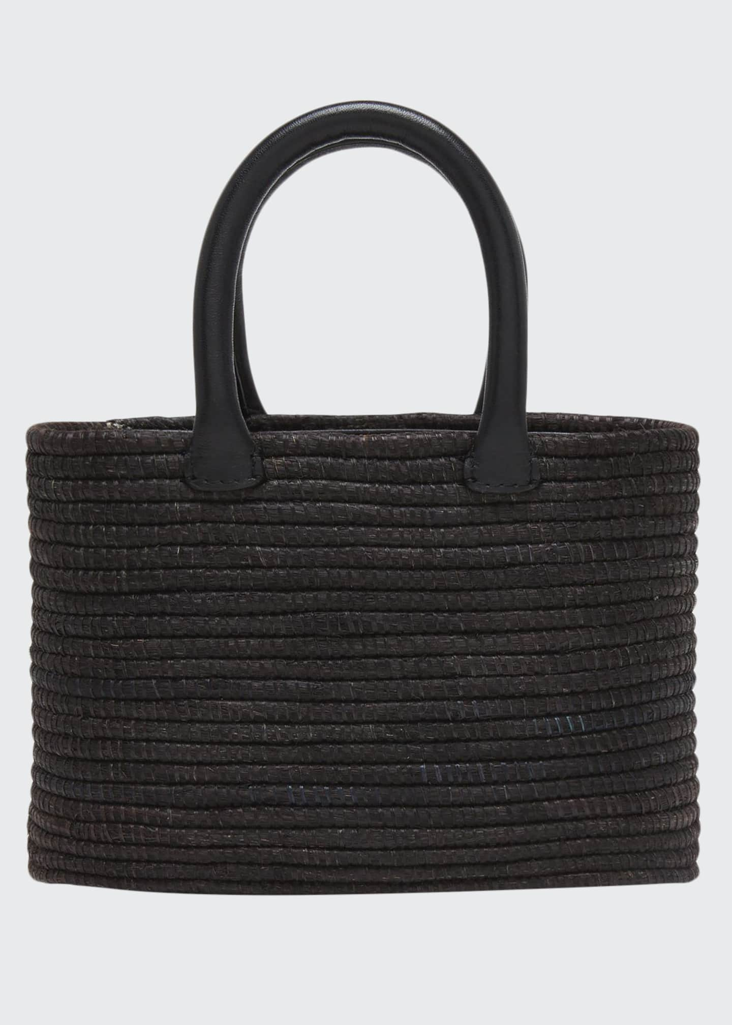 Cesta Collective Mini Leather Top Handle Bag