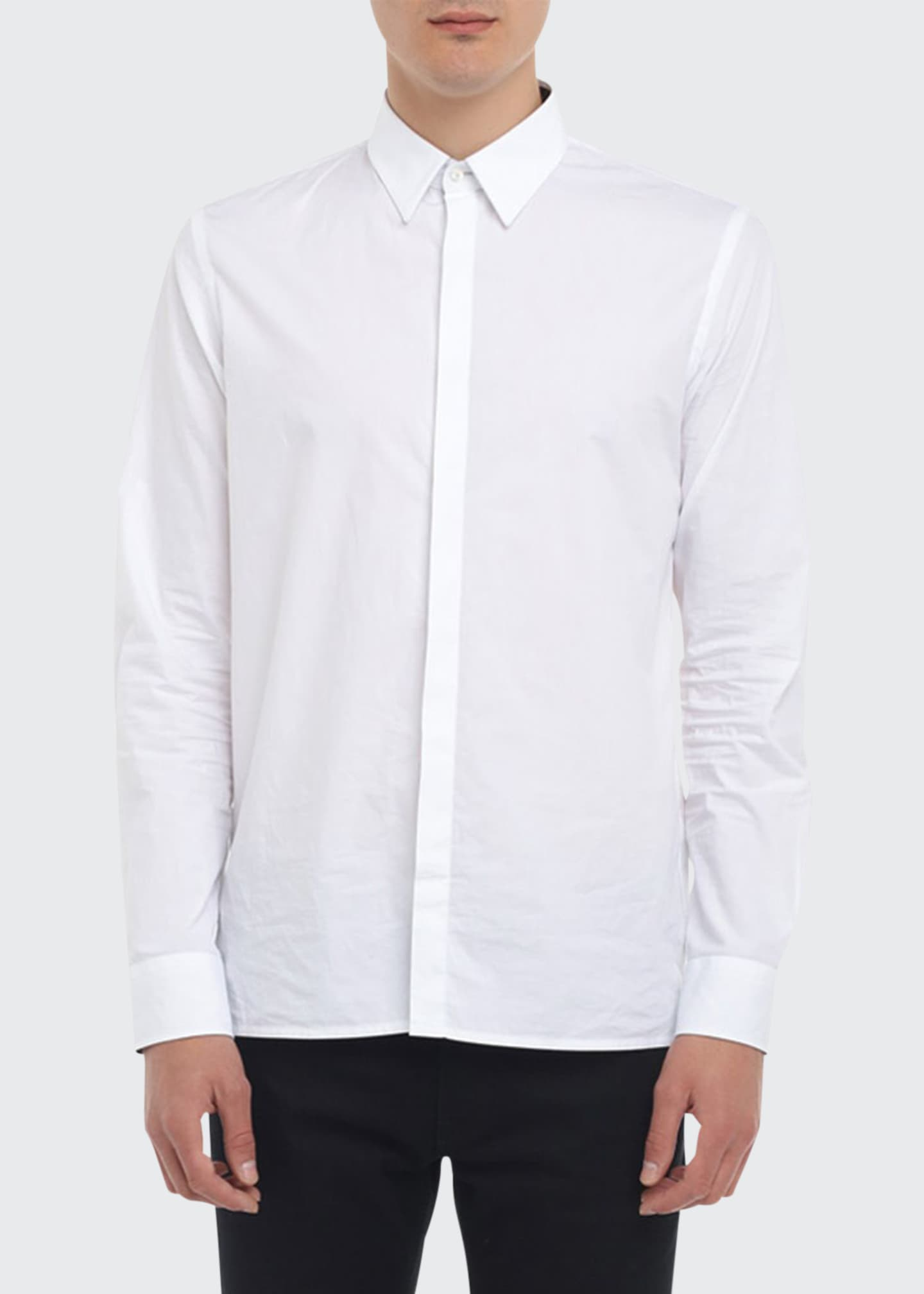 Fendi Men's FF-Detail Sport Shirt