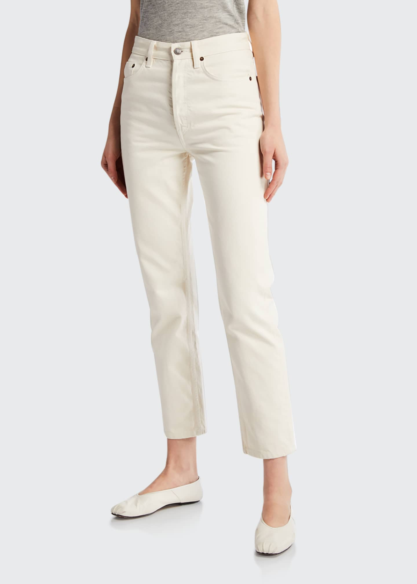 Image 1 of 2: Ash Skinny Ankle Jeans