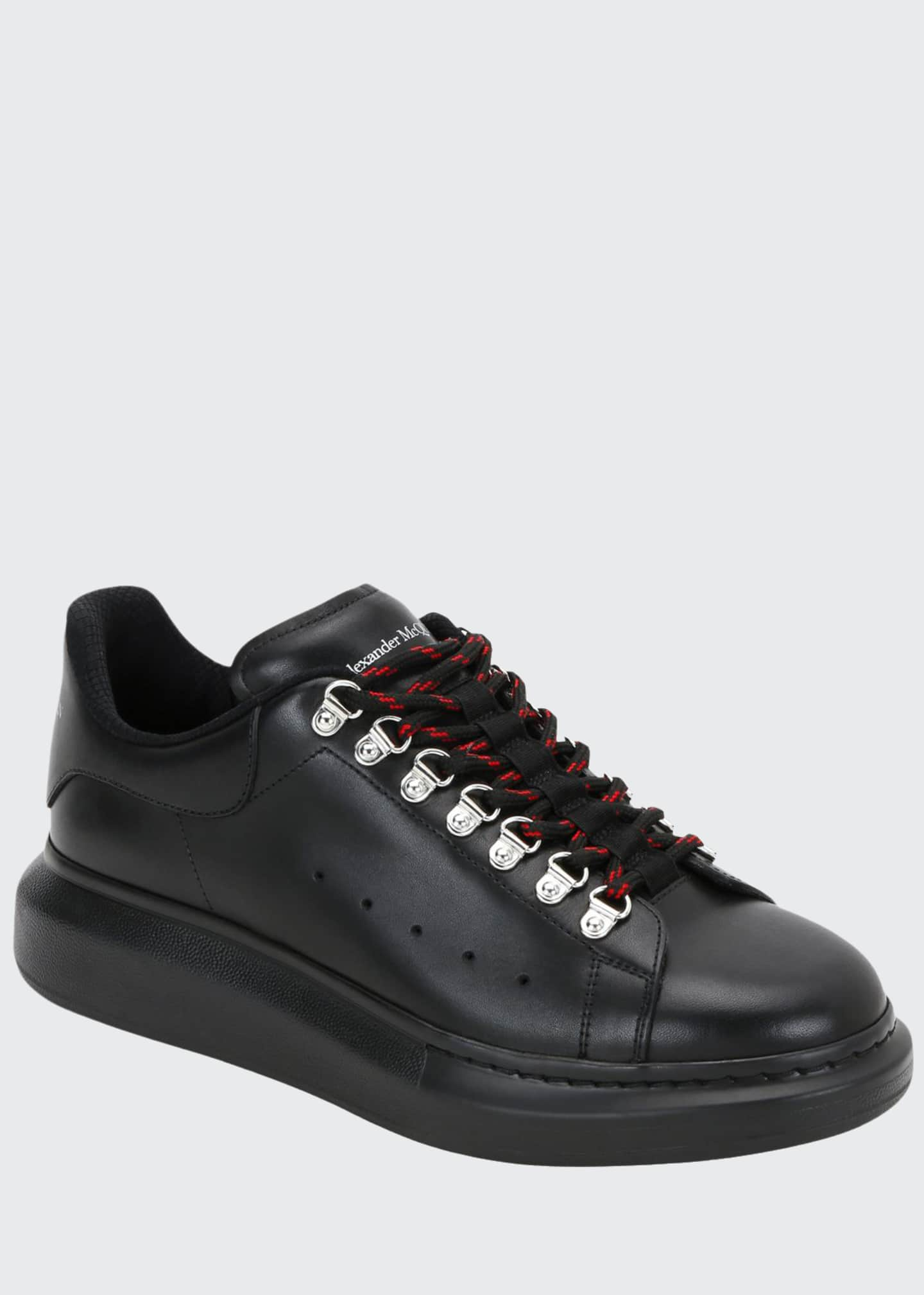 Image 1 of 4: Men's Oversized Sneakers w/ Hiking Laces