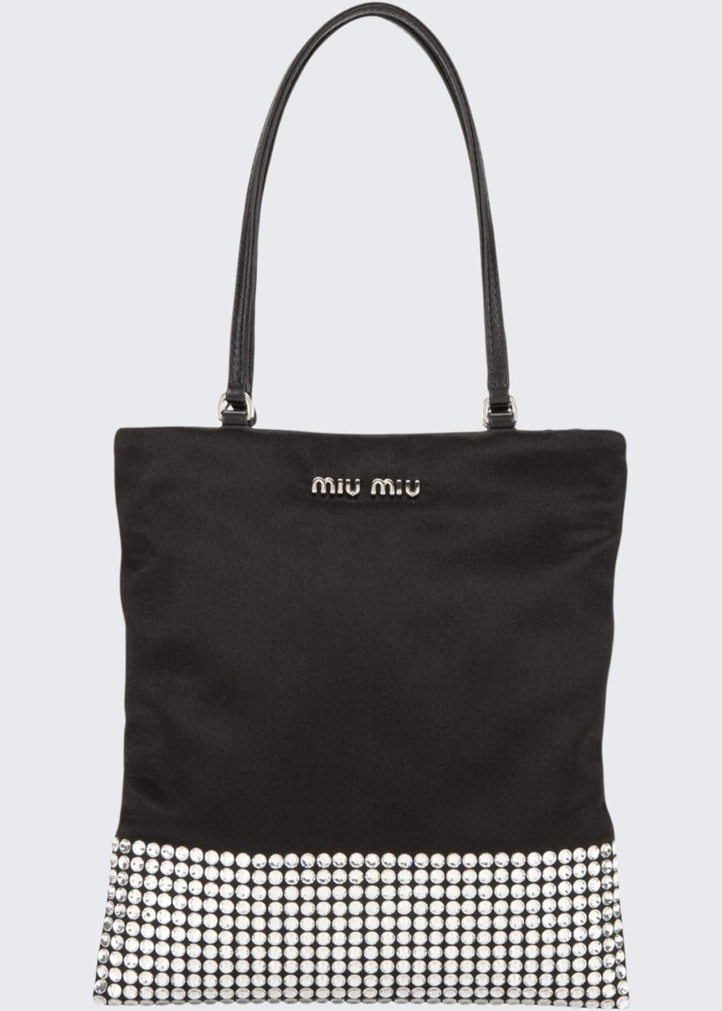 Image 1 of 3: Raso Starlight Mini Tote Bag